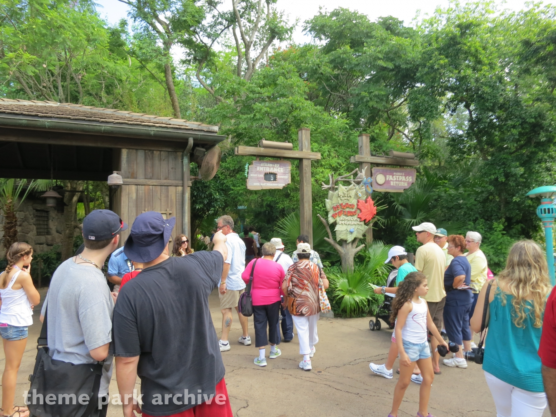 It's Tough to be a Bug at Disney's Animal Kingdom