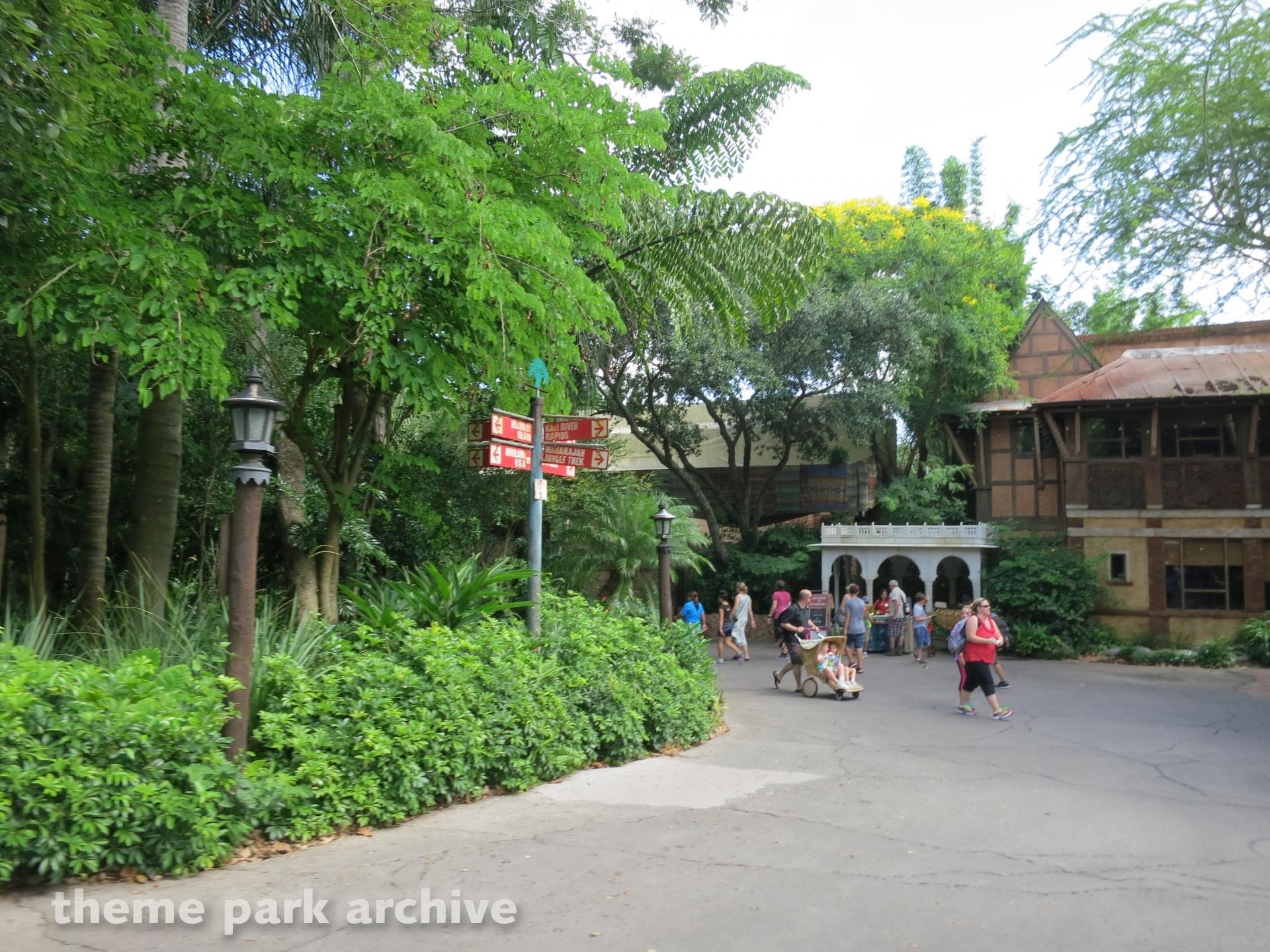 Asia at Disney's Animal Kingdom