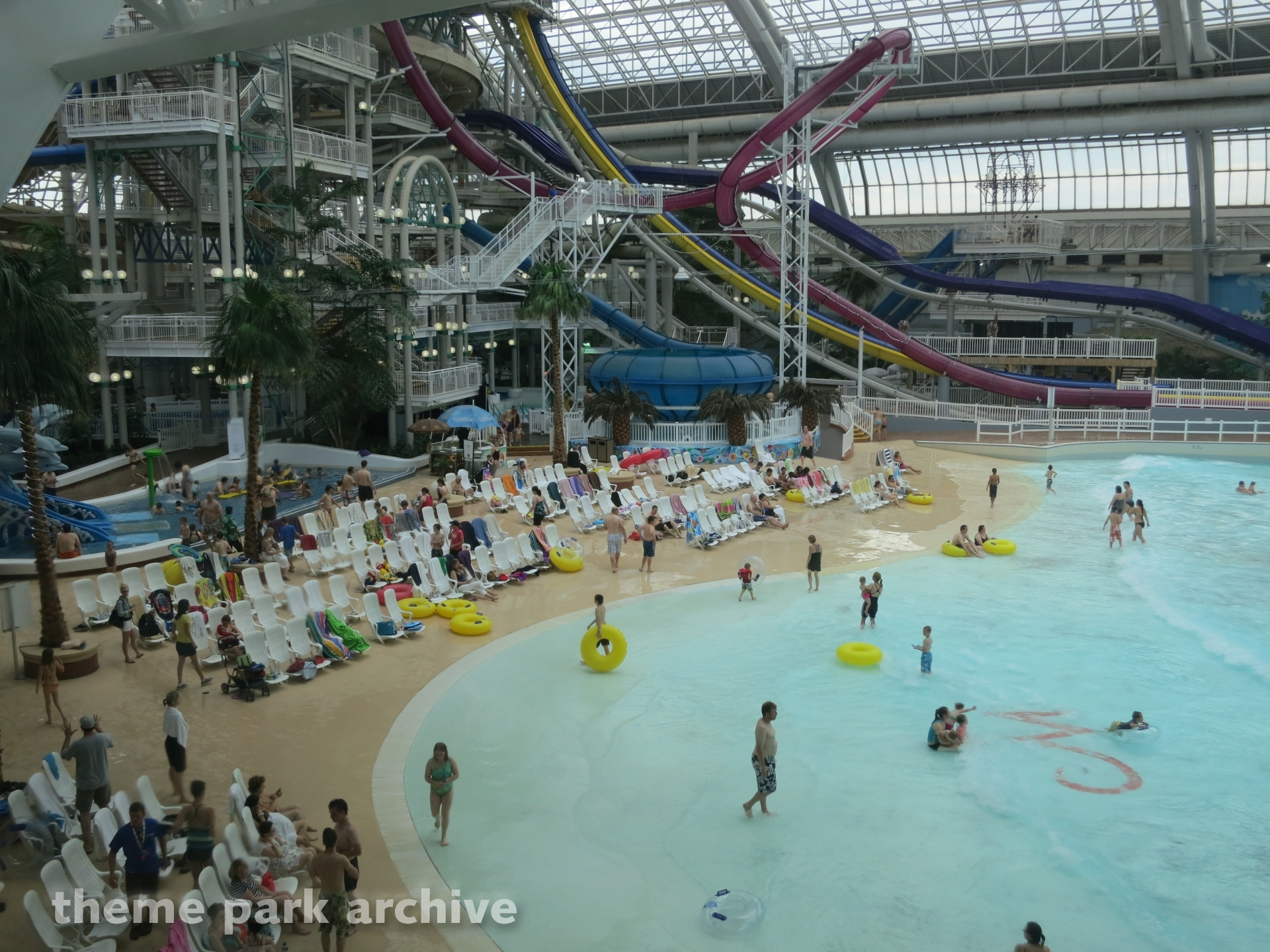 Misc at World Waterpark