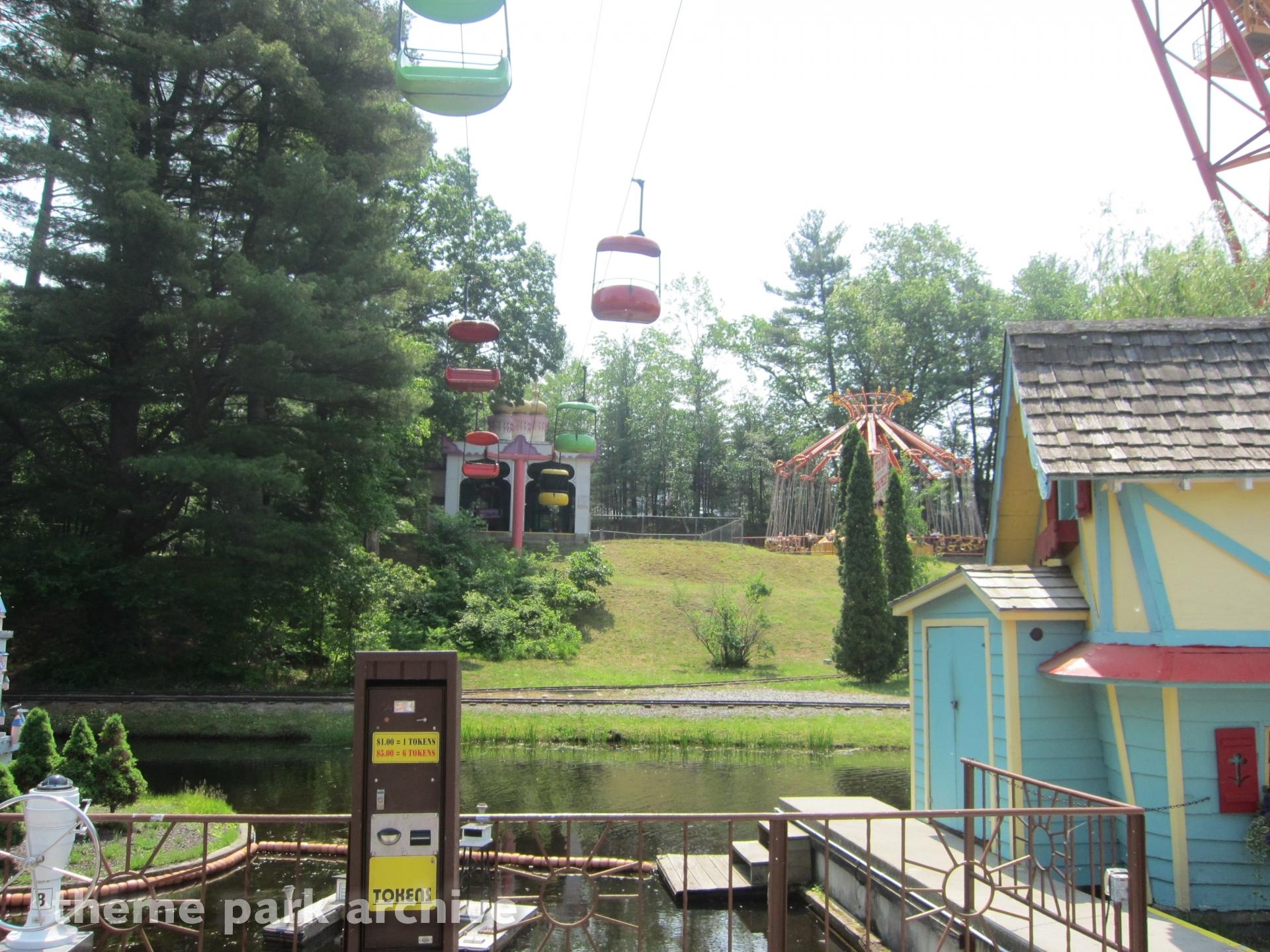 Sky Ride at Great Escape & Splashwater Kingdom