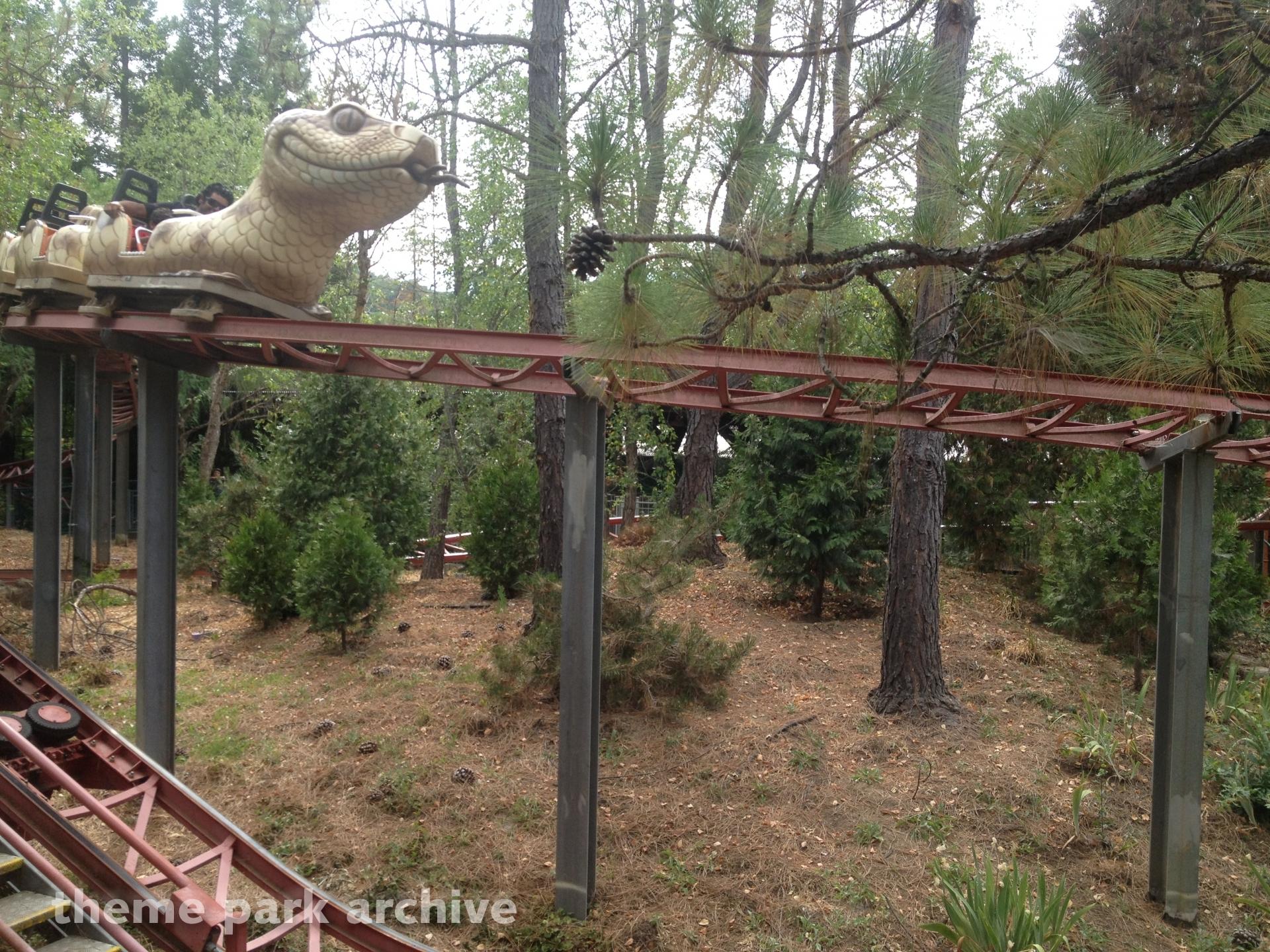 Gilroy Gardens 2013 | Theme Park Archive