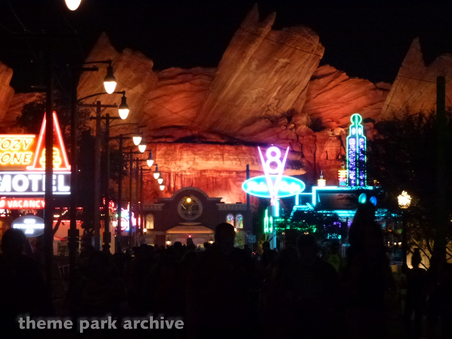 Cars Land at Disney California Adventure