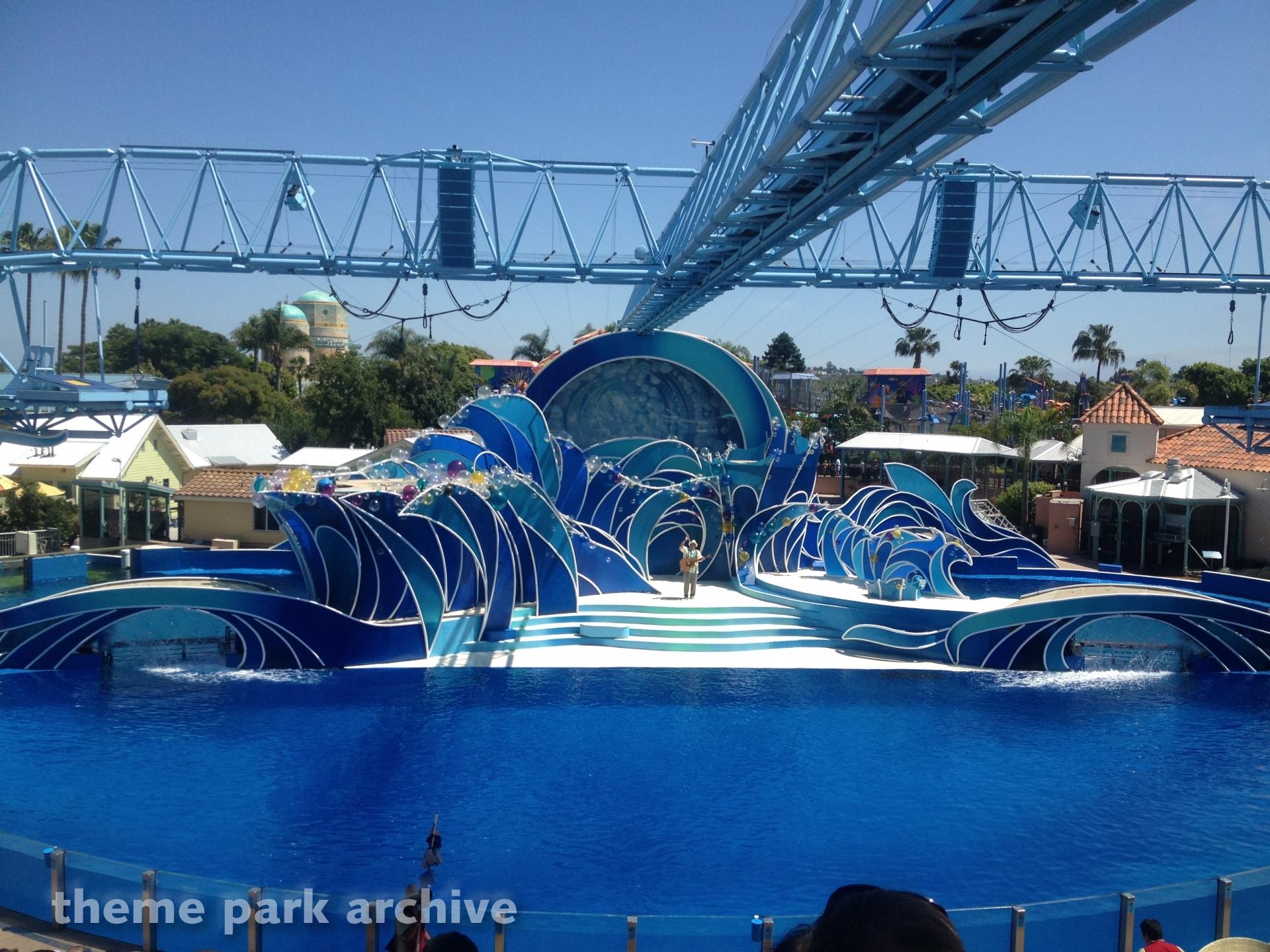 Blue Horizons at Sea World San Diego