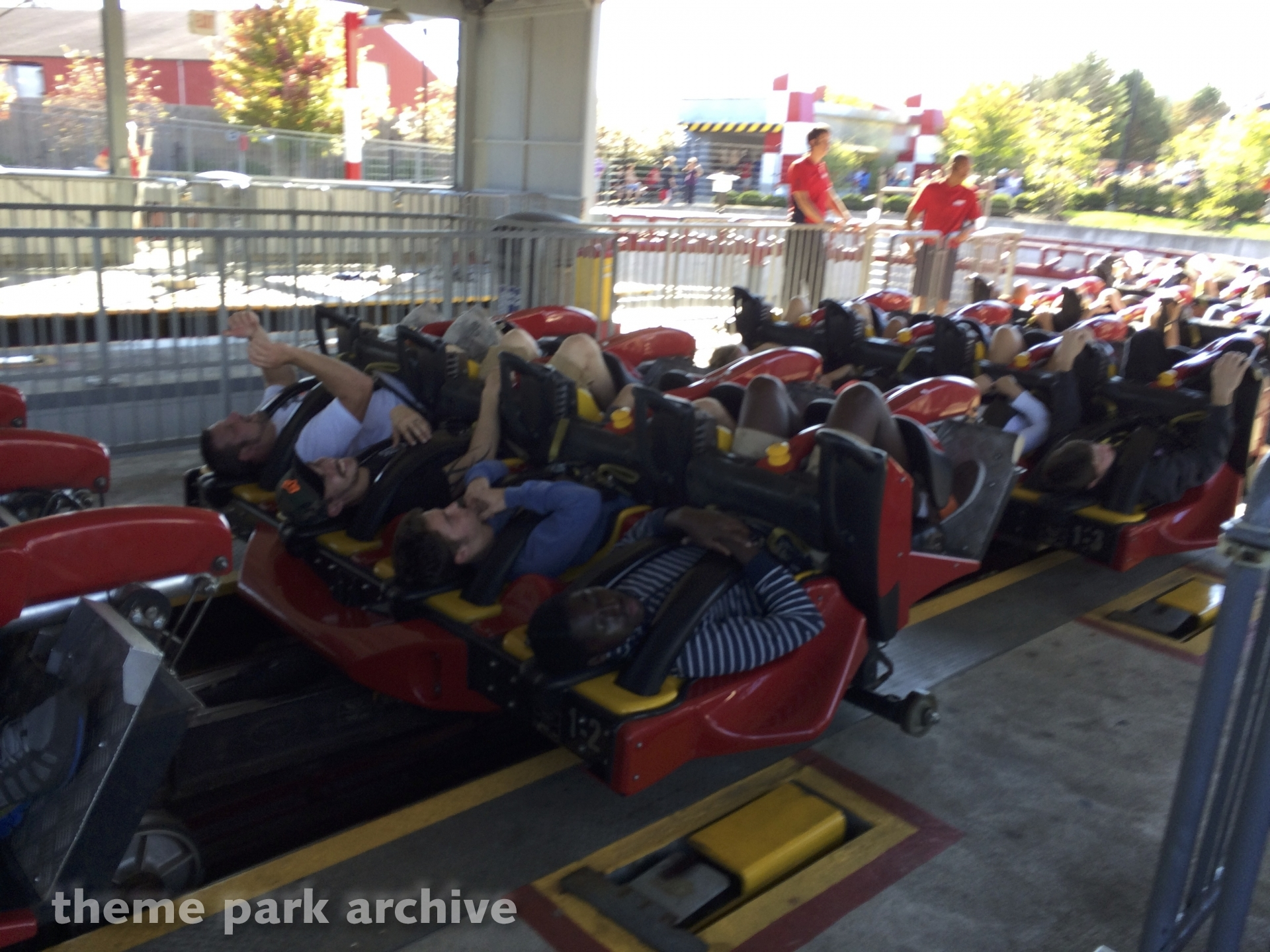 Firehawk at Kings Island