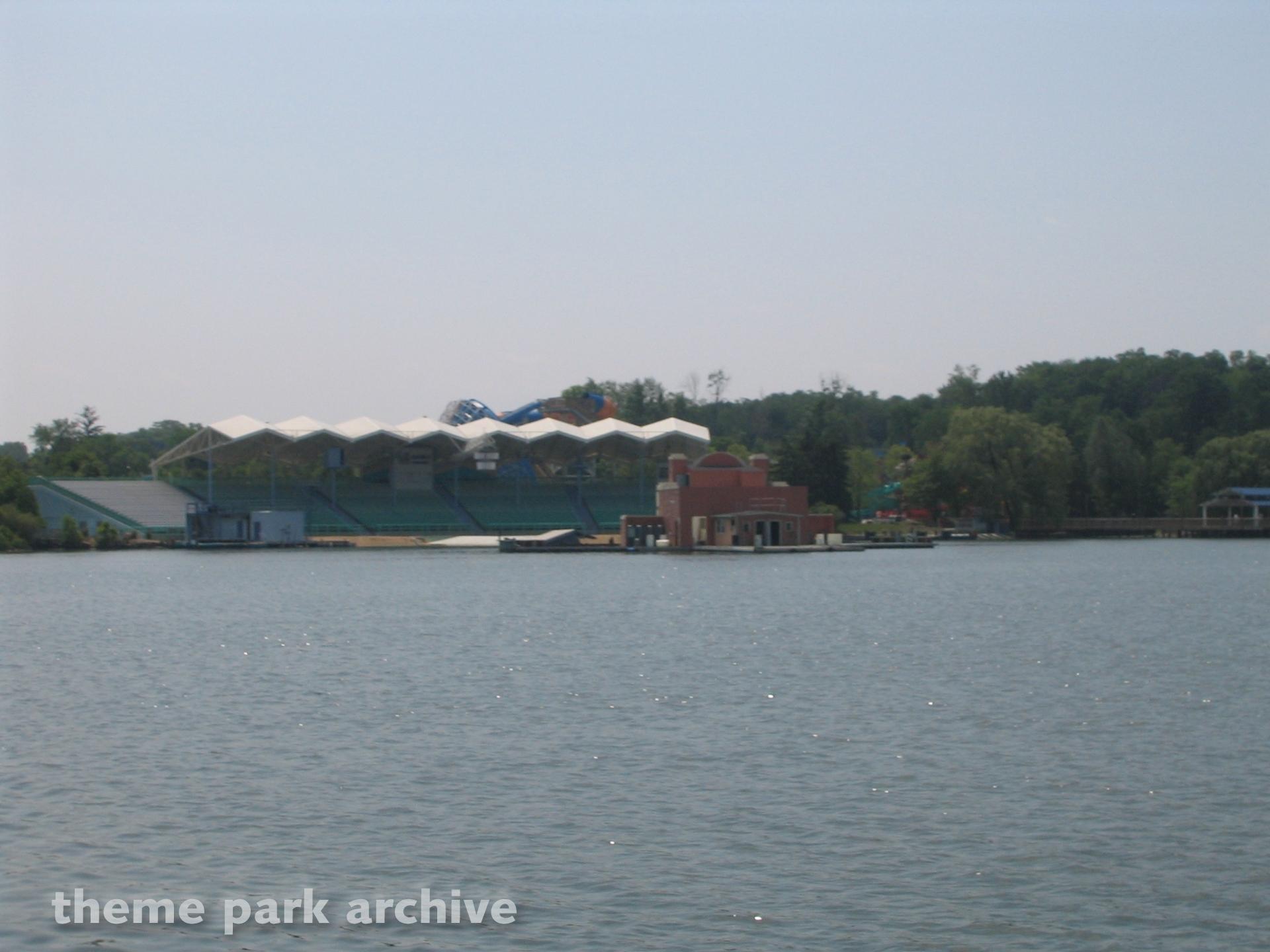 Water Ski Stadium at Geauga Lake