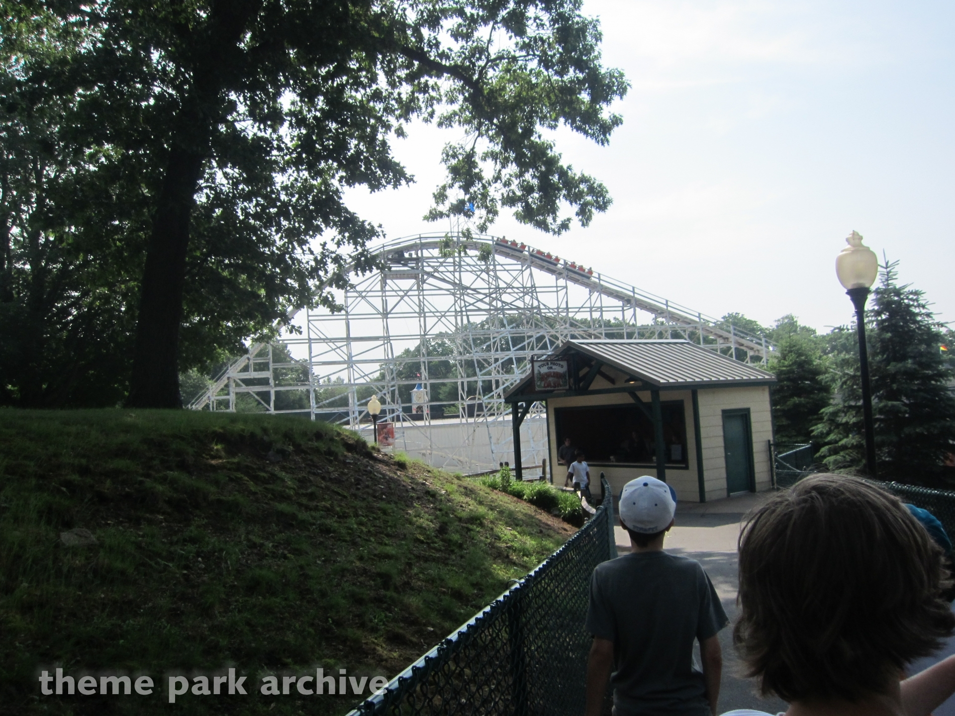 Wildcat at Lake Compounce
