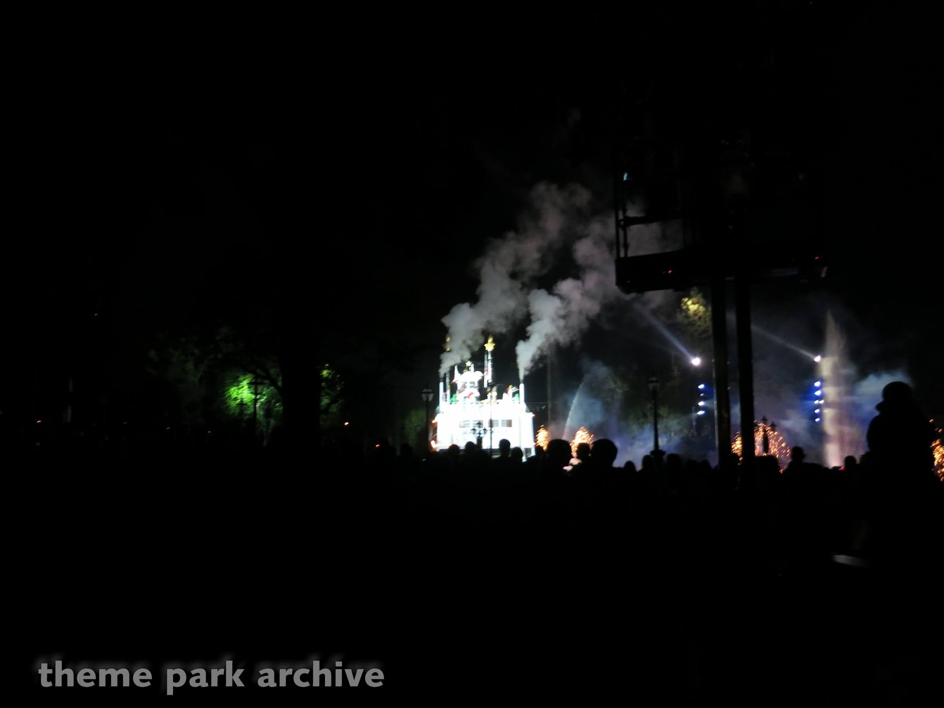 Fantasmic at Disneyland