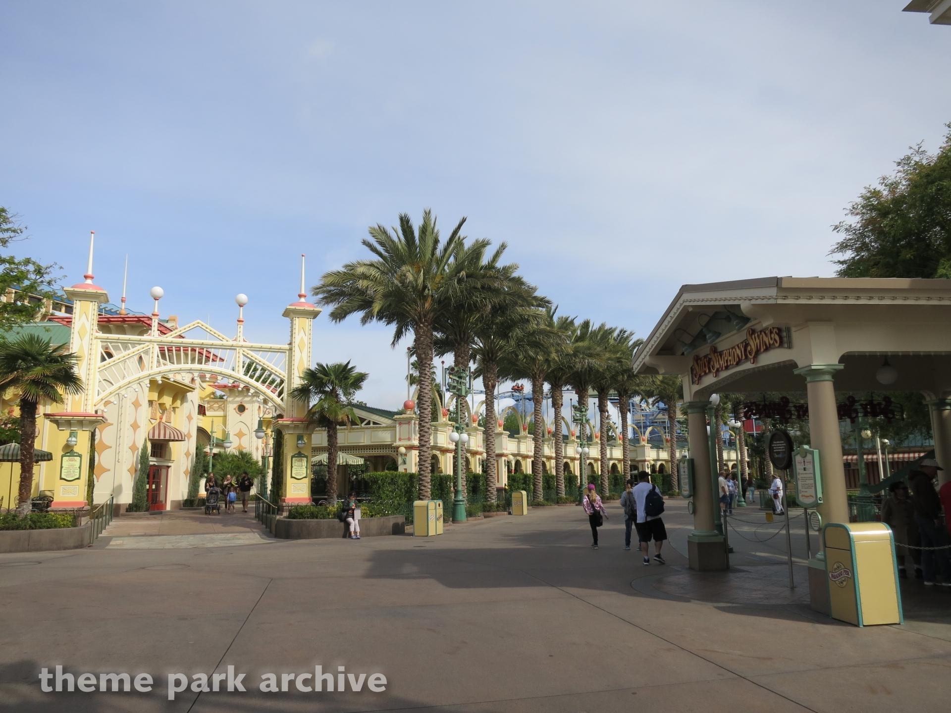 Boardwalk Pizza and Pasta at Disney California Adventure
