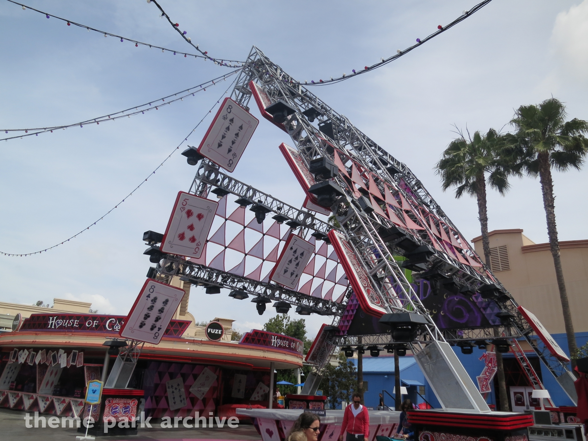 Mad T Party at Disney California Adventure