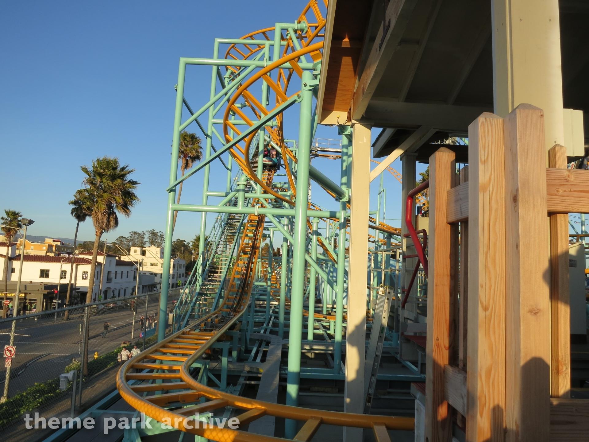 Undertow at Santa Cruz Beach Boardwalk