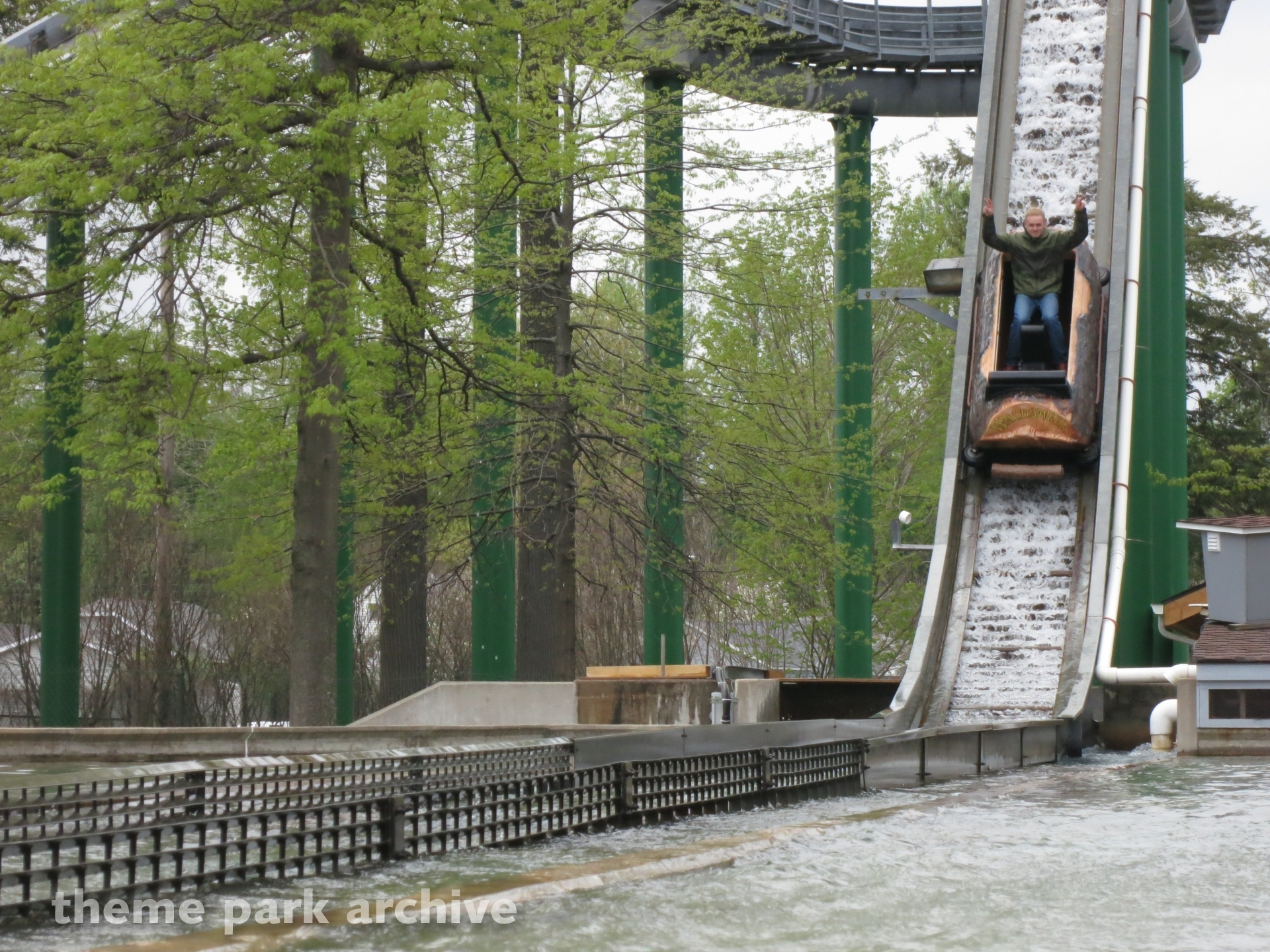 Thunder River at Waldameer Park