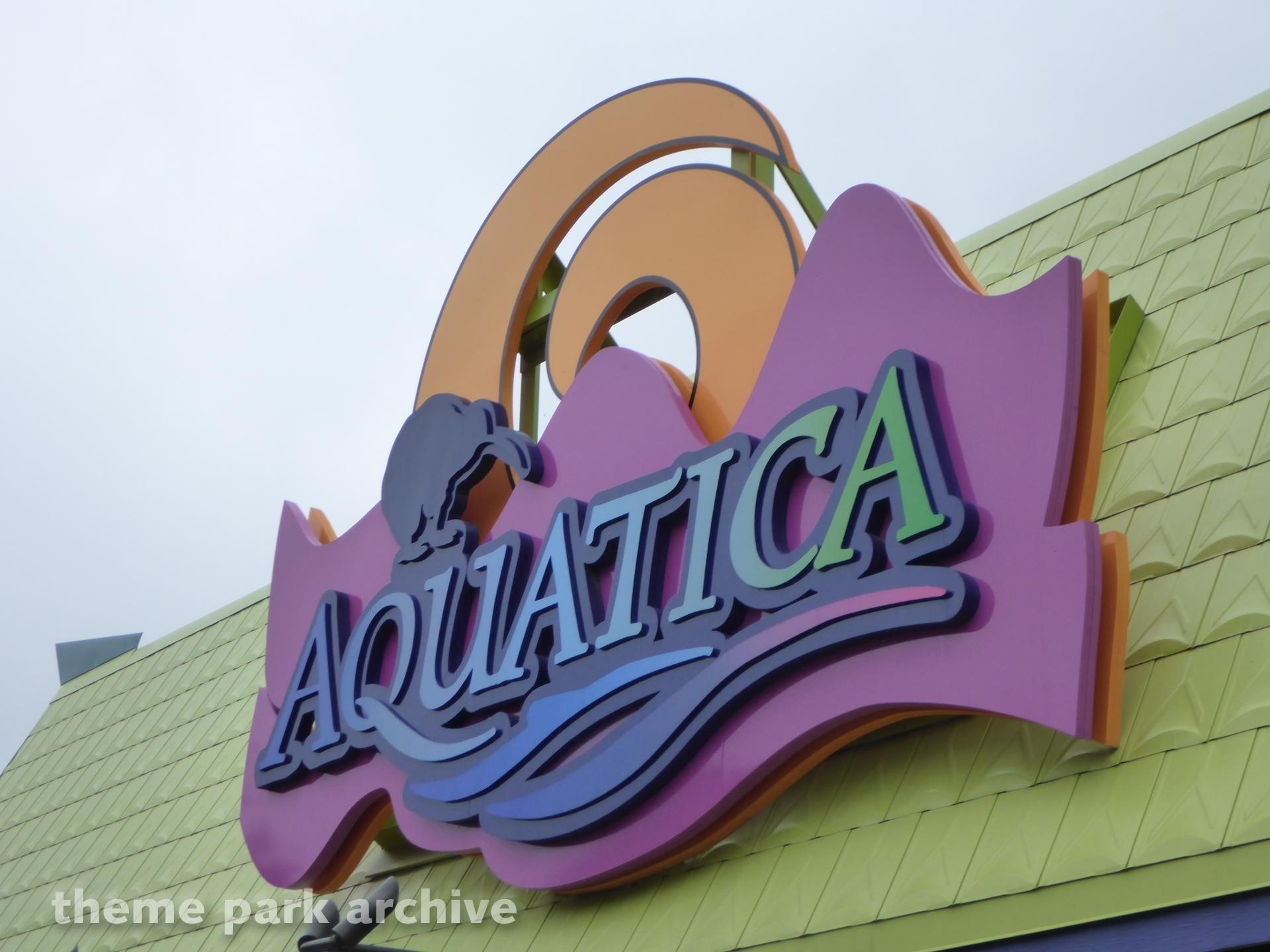 Aquatica at SeaWorld San Antonio