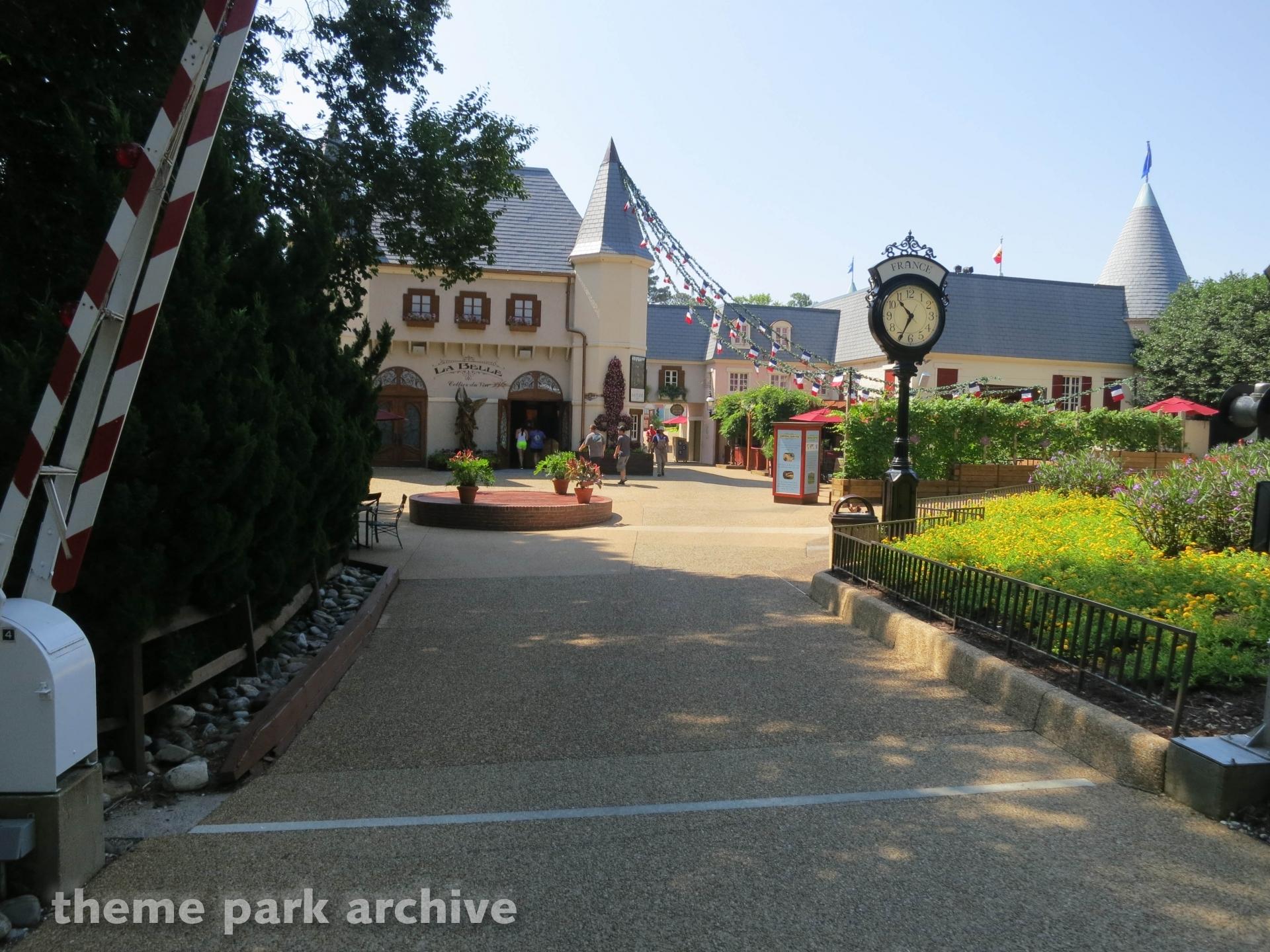 France at Busch Gardens Williamsburg