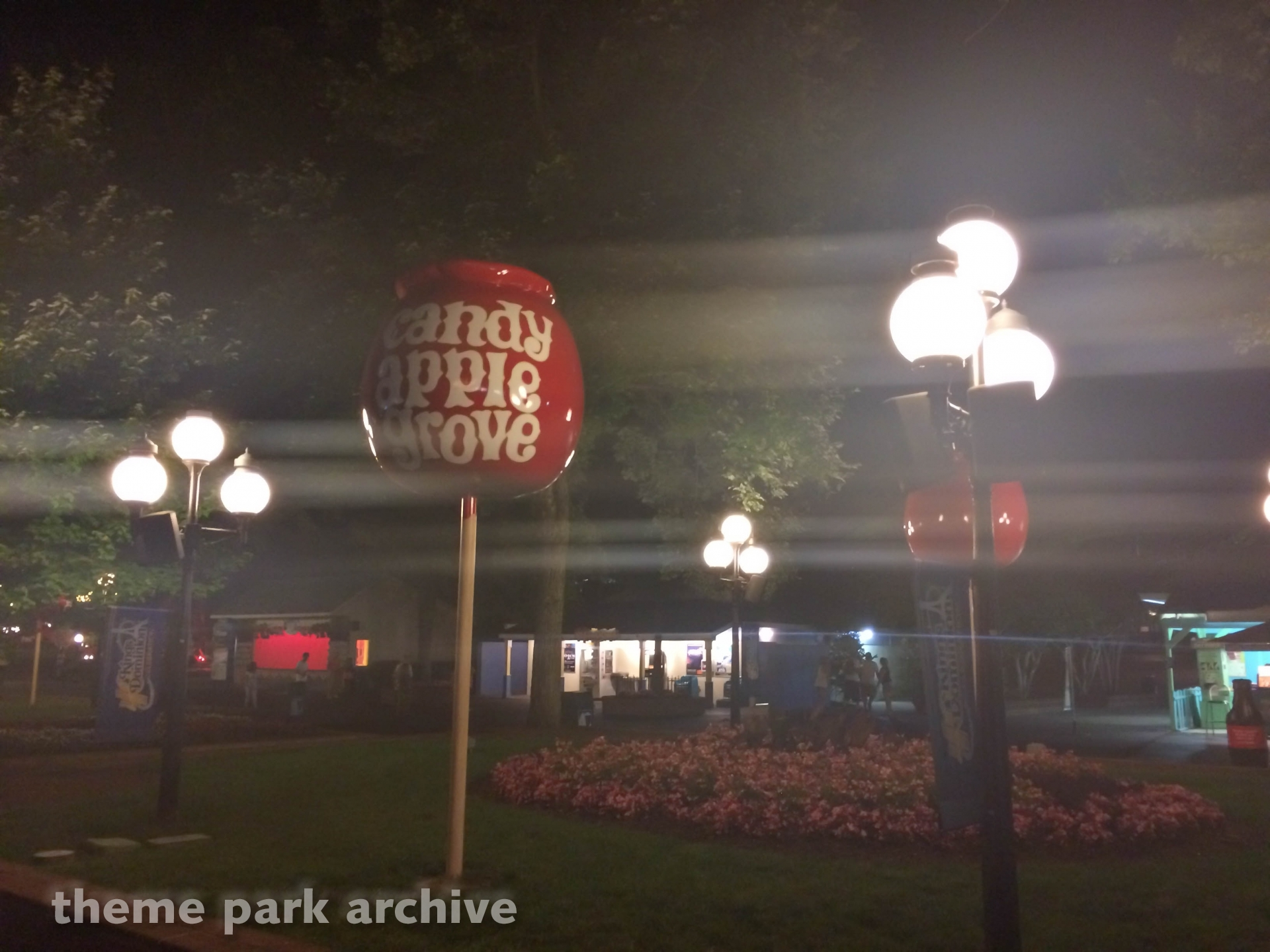 Candy Apple Grove at Kings Dominion