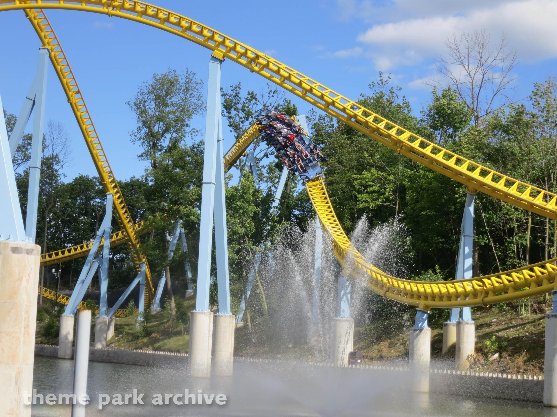 Skyrush at Hersheypark