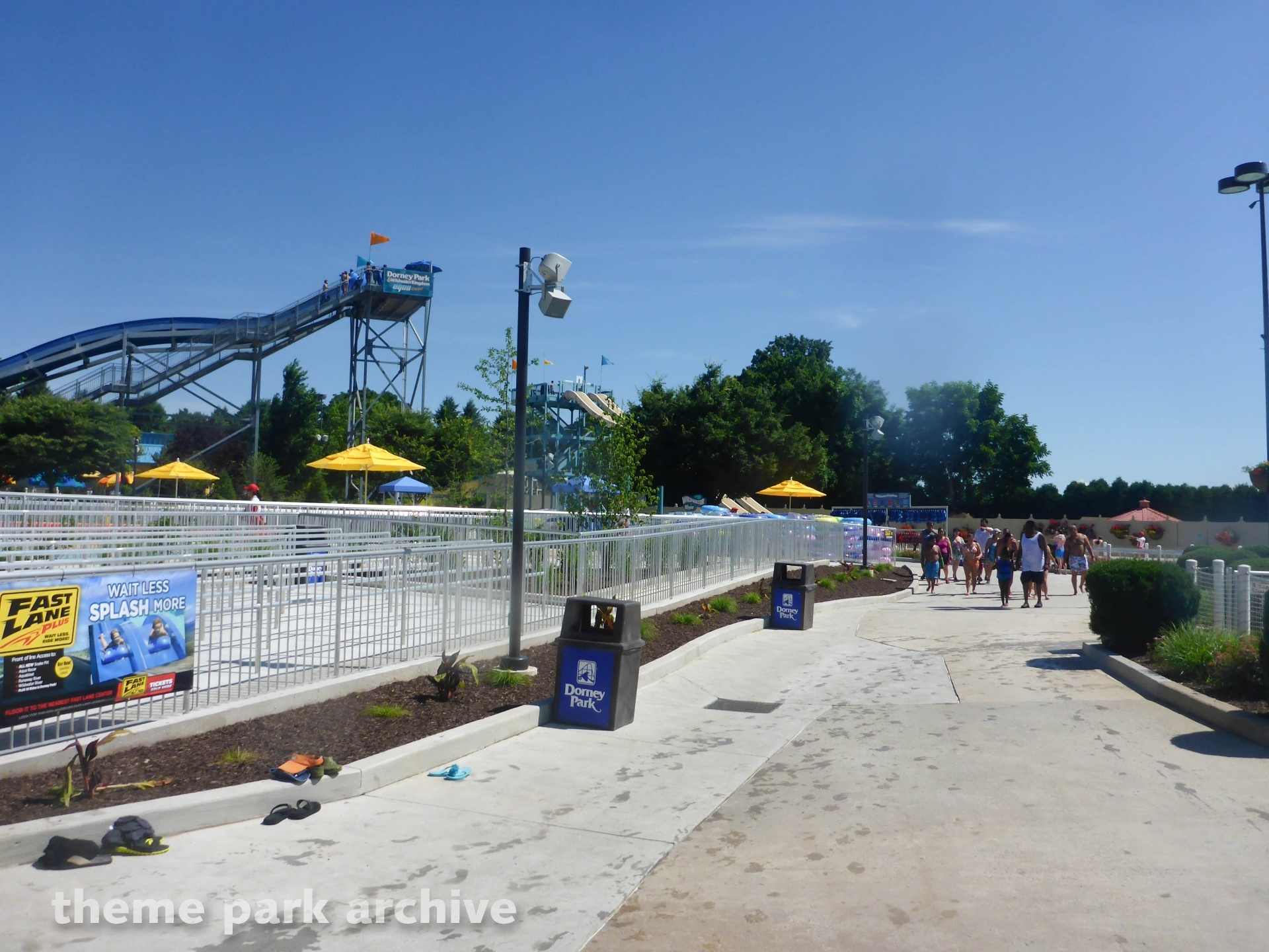 Wildwater Kingdom at Dorney Park