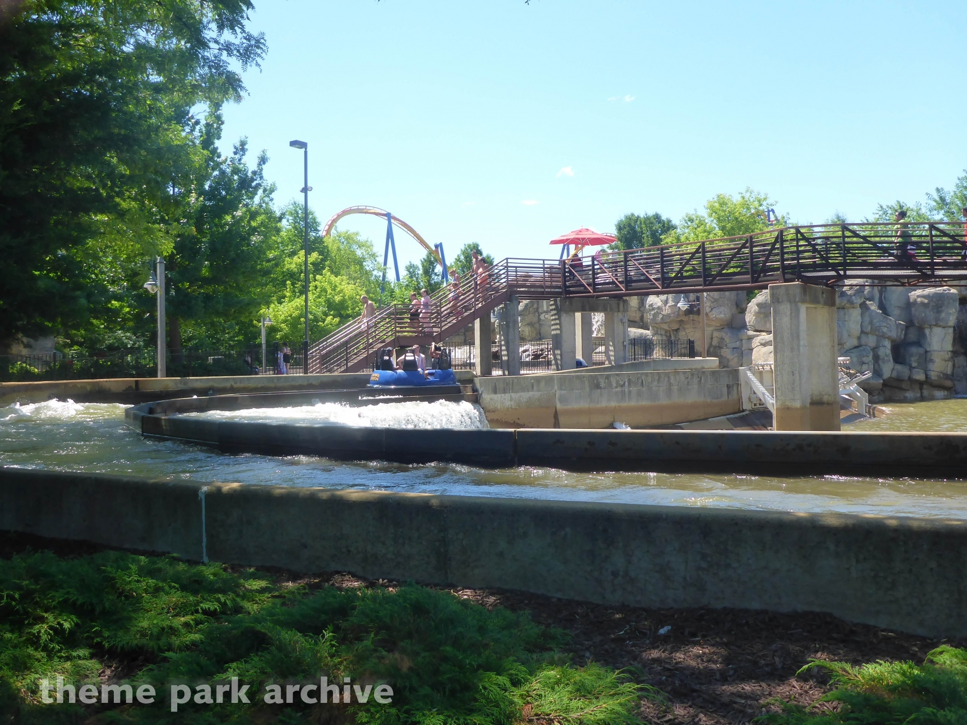 Thunder Canyon at Dorney Park