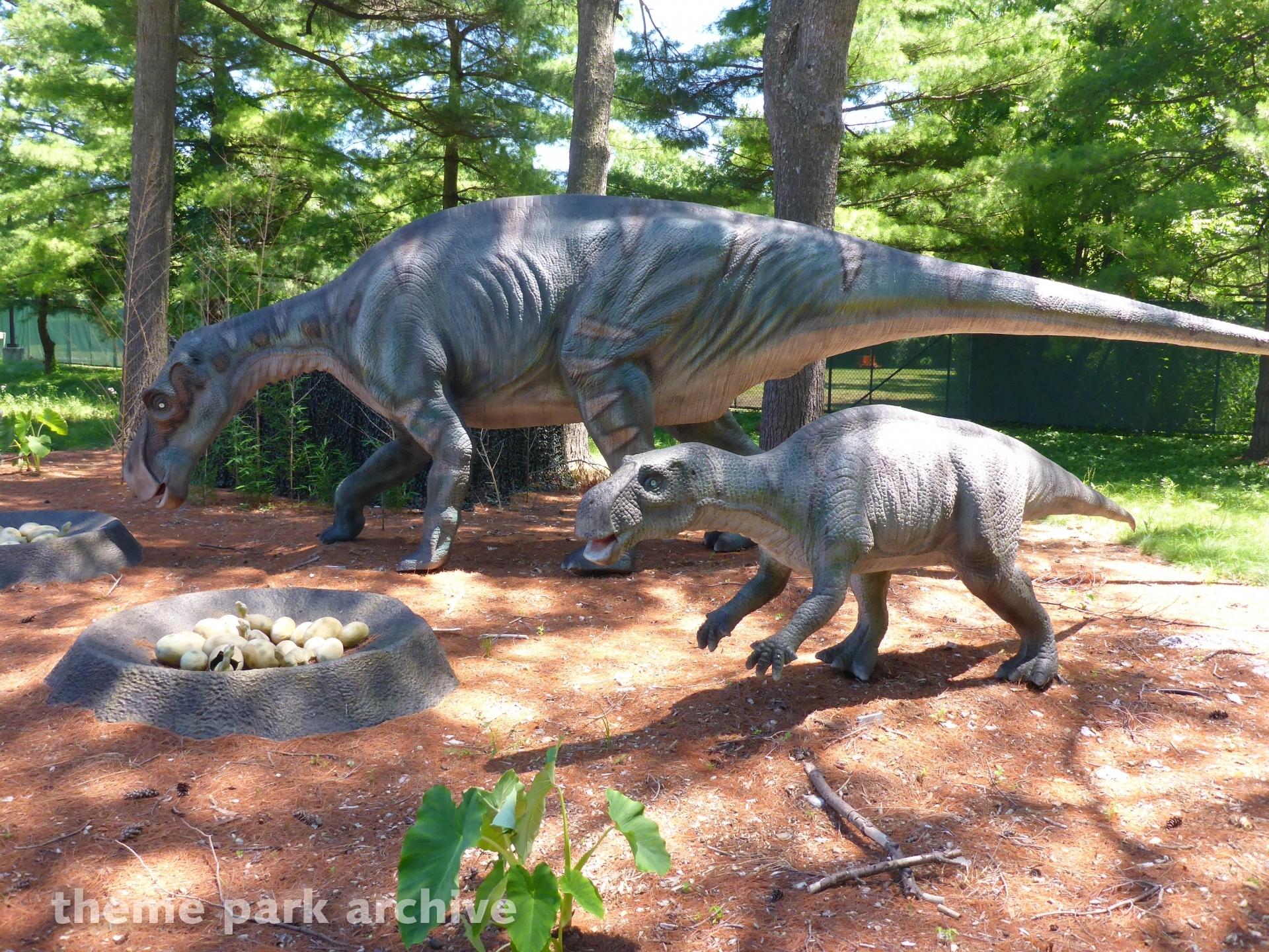 Dinosaurs Alive at Dorney Park
