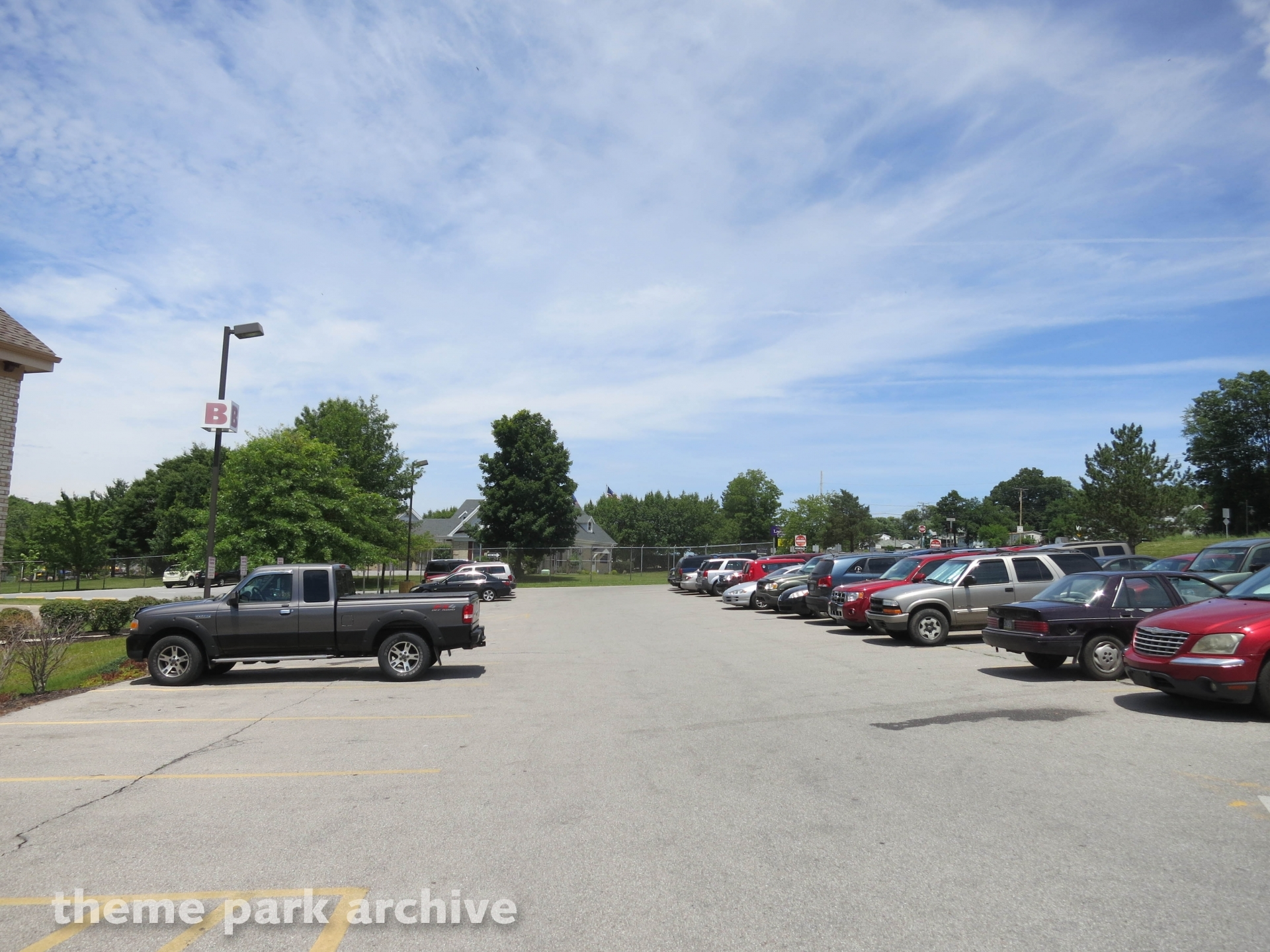 Parking at Lakemont Park