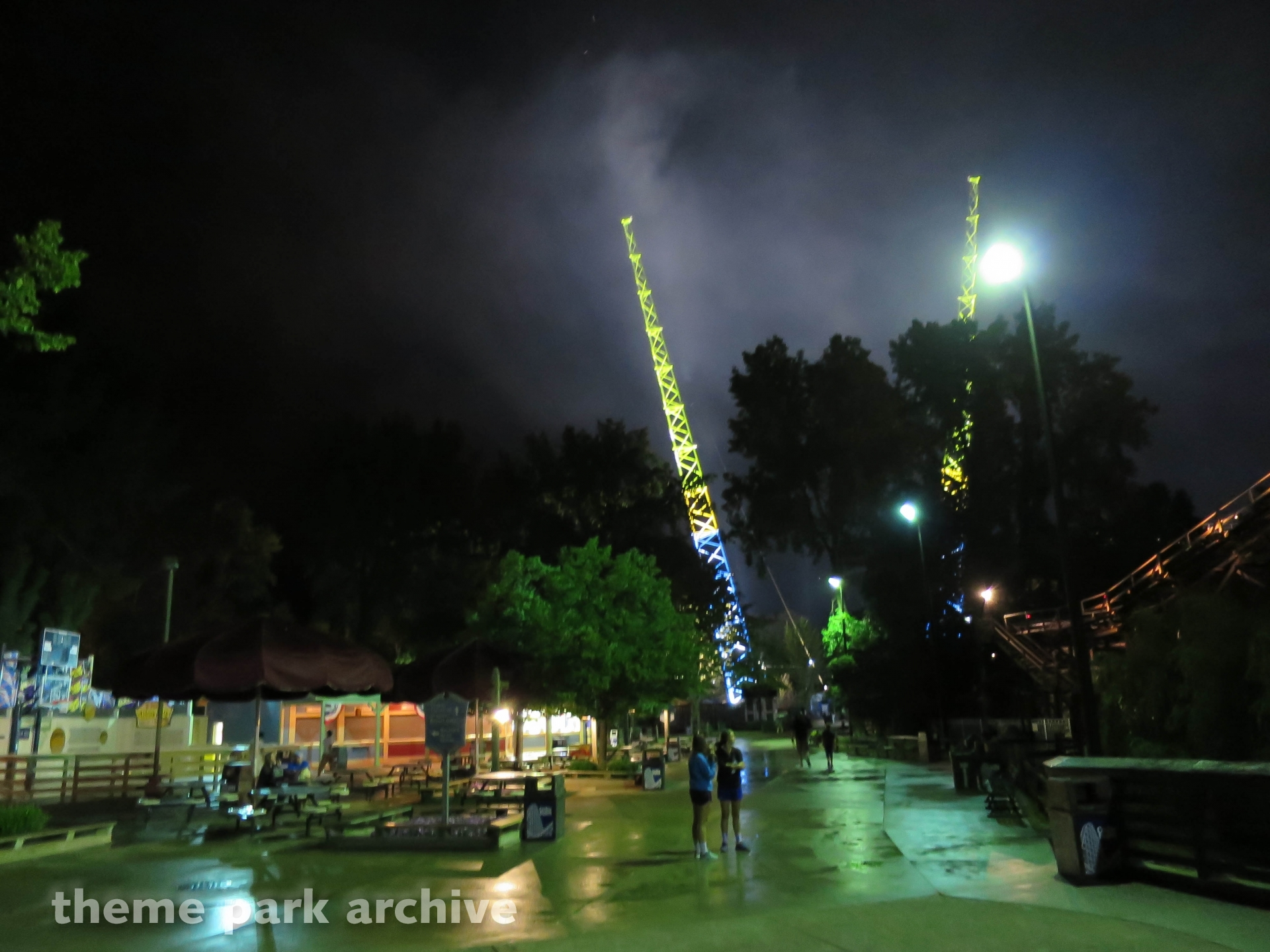 Slingshot at Cedar Point