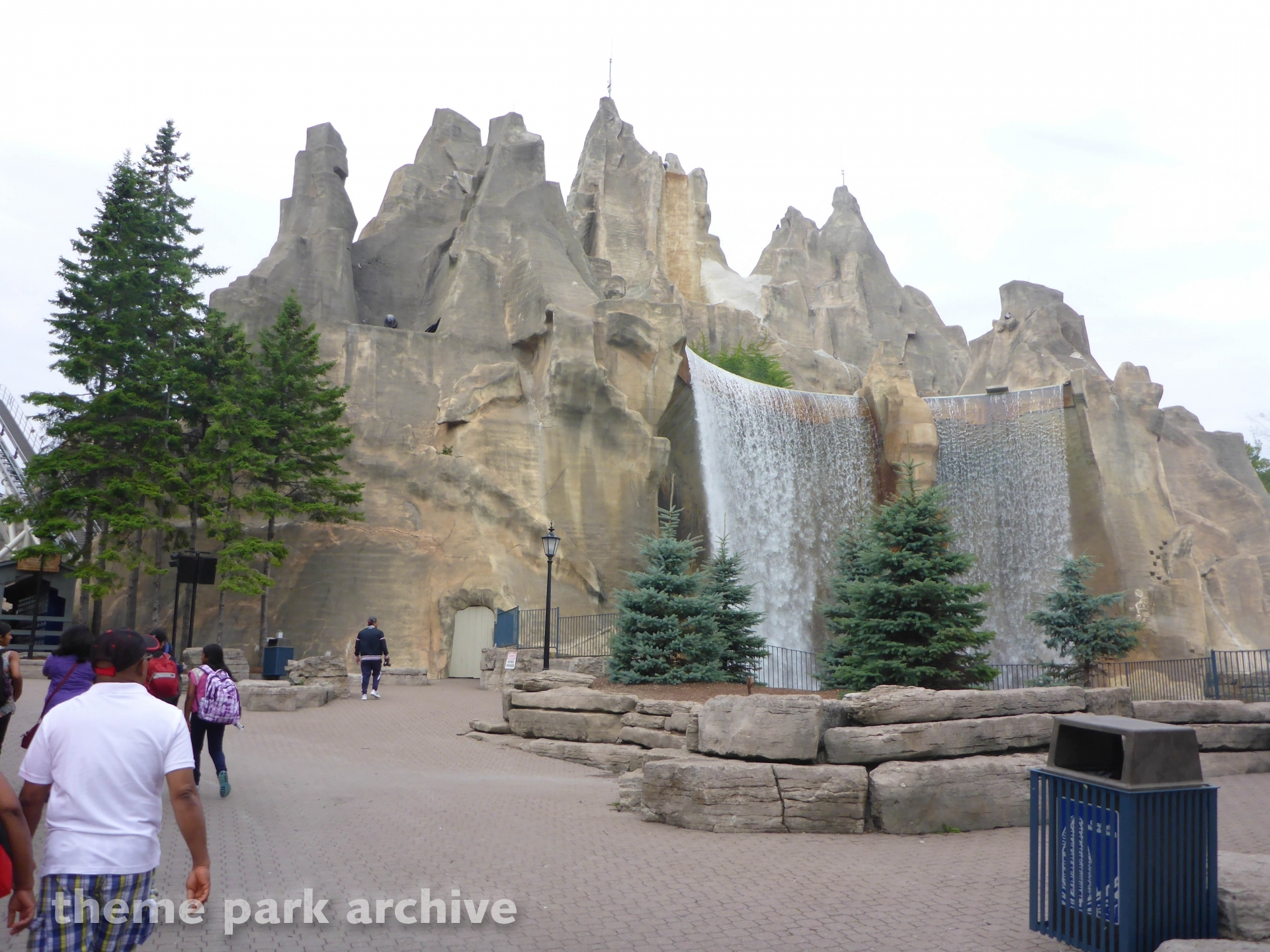 Wonder Mountain at Canada's Wonderland