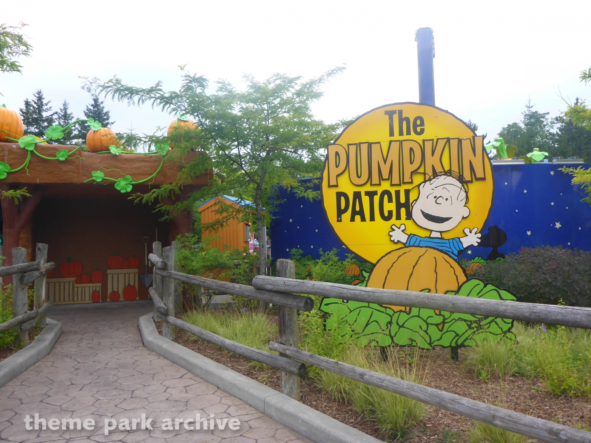 Camp Snoopy at Canada's Wonderland