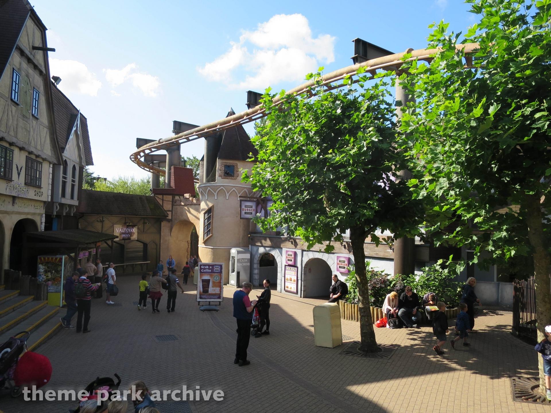 Transylvania at Chessington World of Adventures Resort