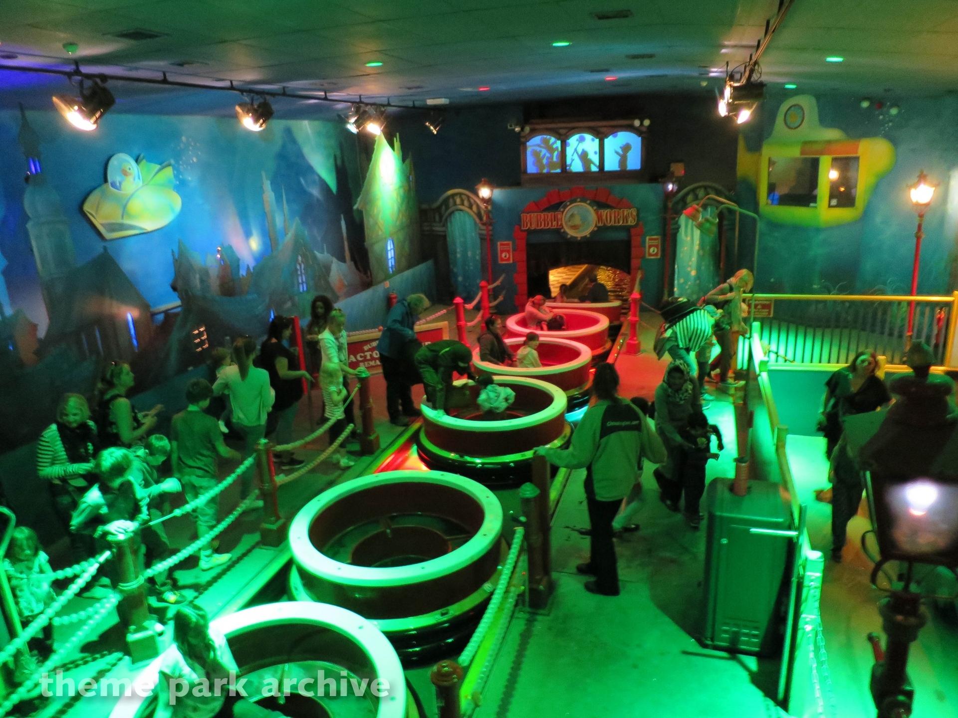 Bubbleworks at Chessington World of Adventures Resort