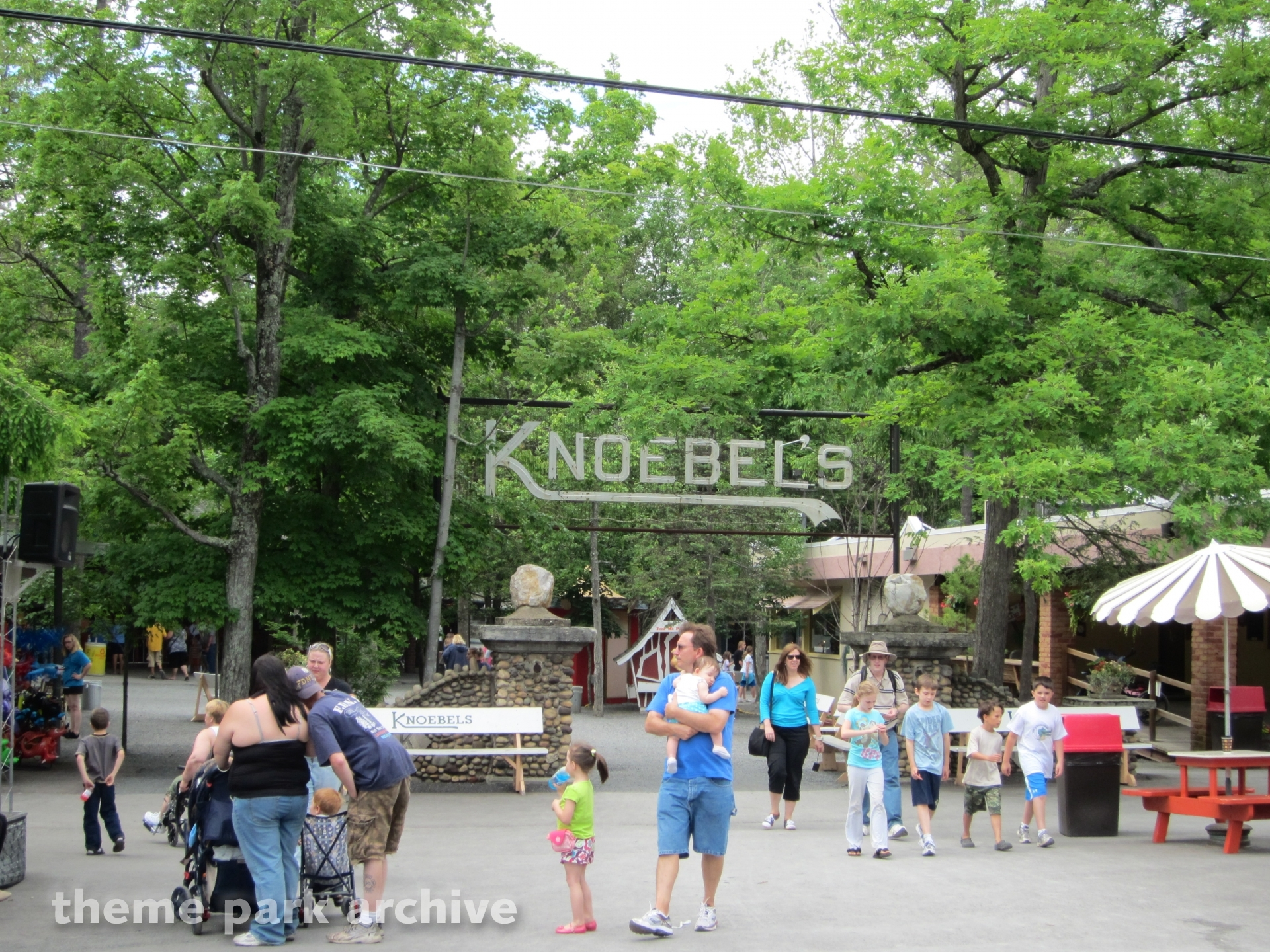 Misc at Knoebels Amusement Resort