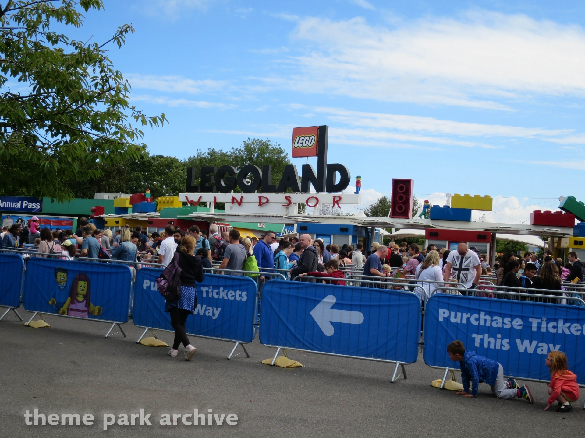 The Beginning at LEGOLAND Windsor
