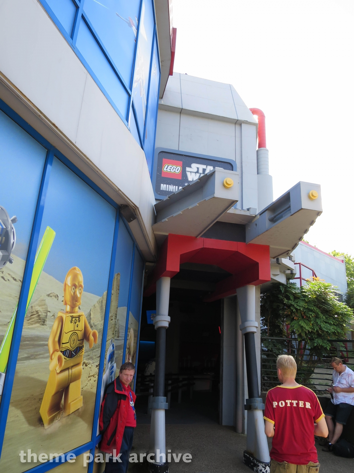 Adventure Land At Legoland Windsor Theme Park Archive