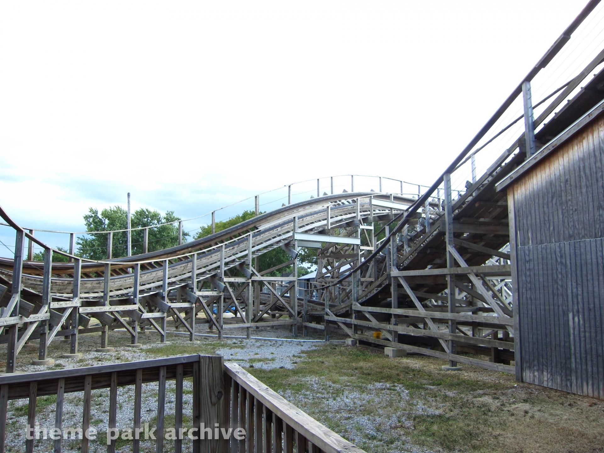 Kentucky Rumbler at Beech Bend Park