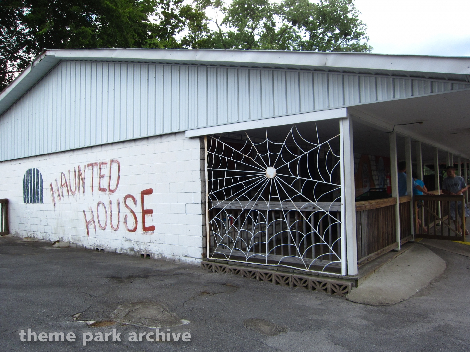 Haunted House at Beech Bend Park