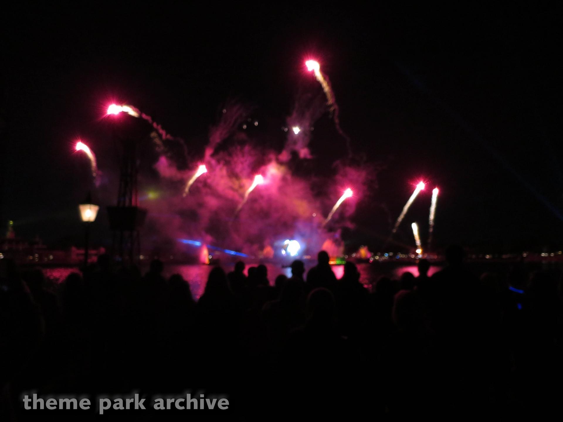 World Showcase at EPCOT