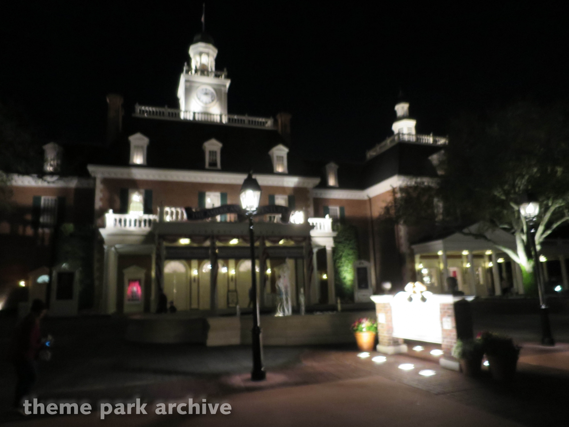 American Adventure at EPCOT