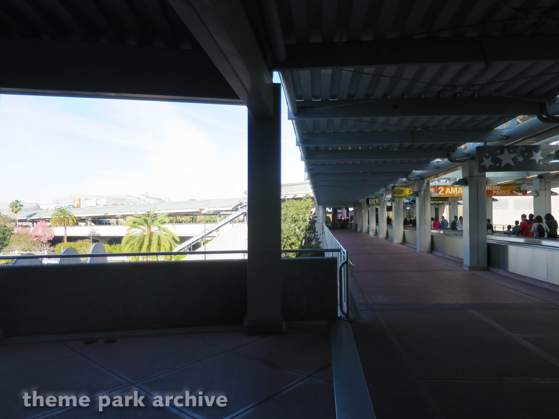 Parking at Universal City Walk Orlando