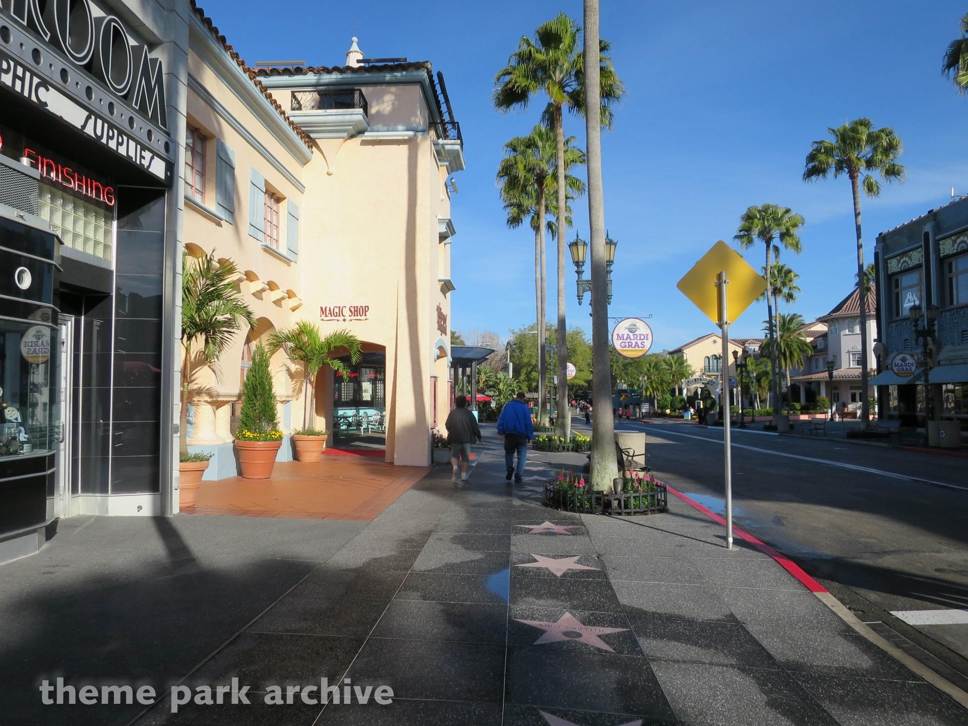 Production Central at Universal Studios Florida