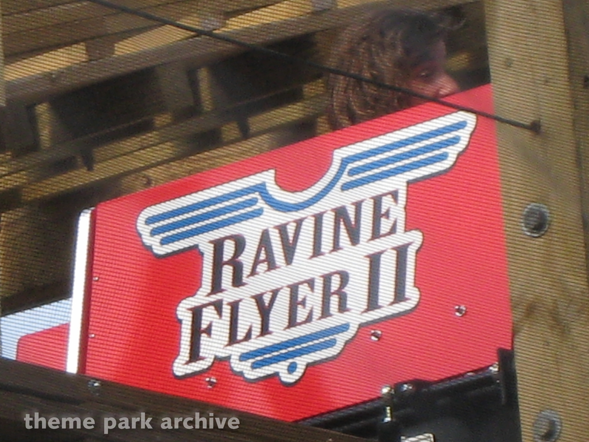 Ravine Flyer II at Waldameer Park
