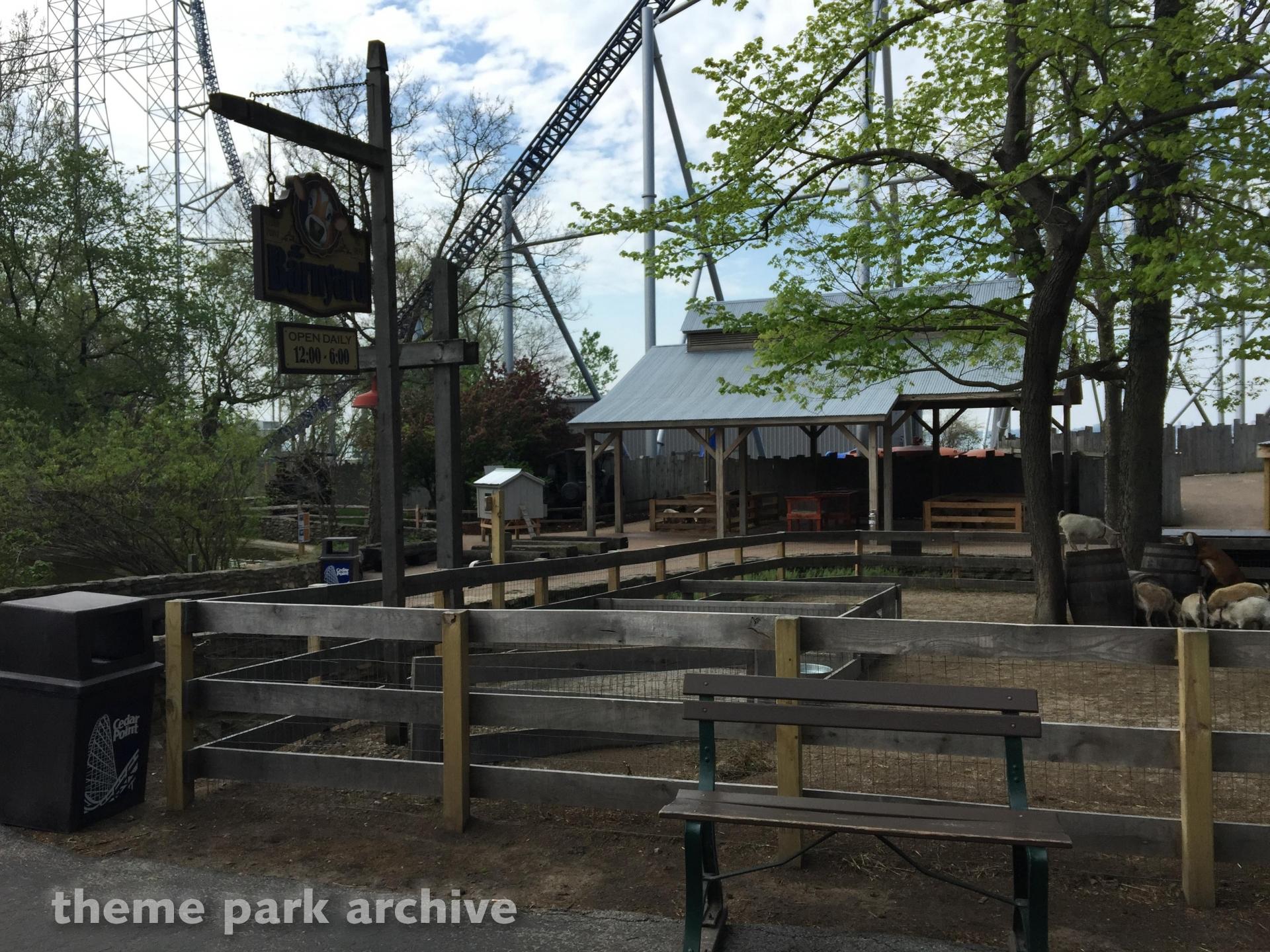 Frontier Trail at Cedar Point