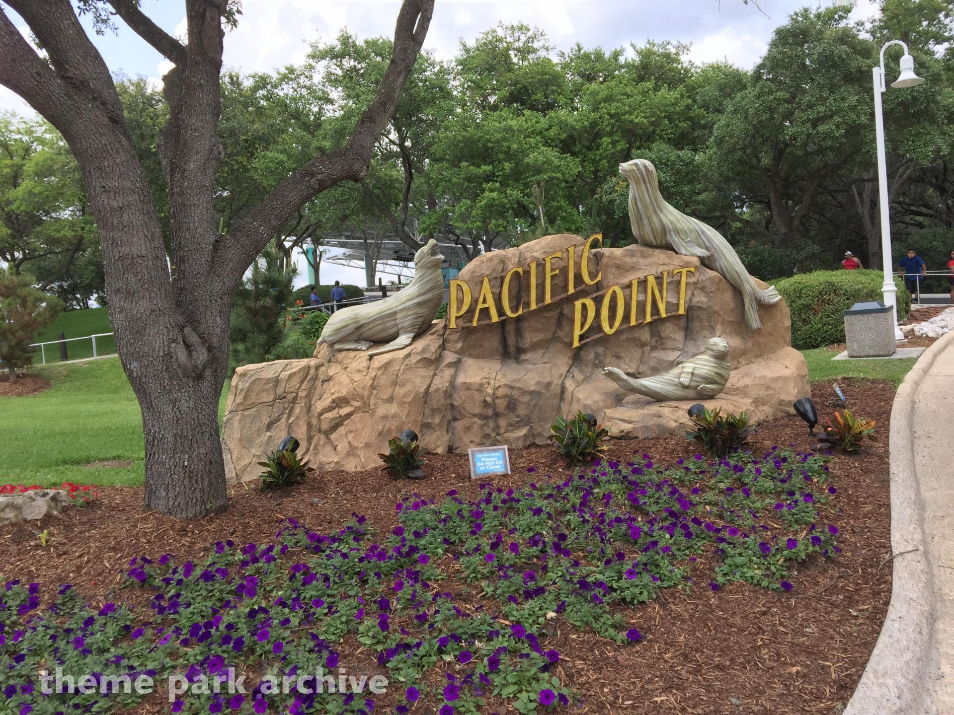 Pacific Point at Sea World San Antonio | Theme Park Archive