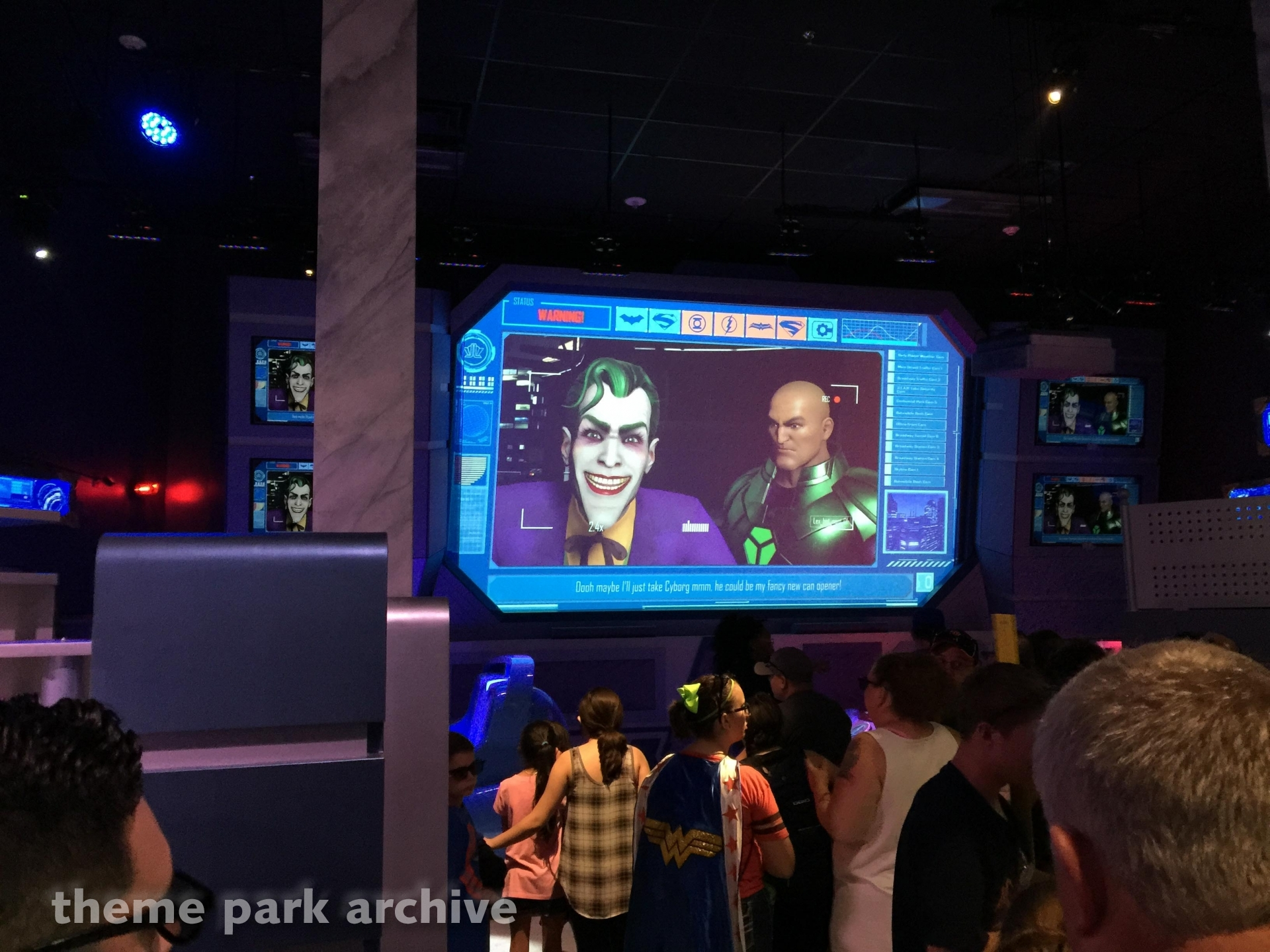 Justice League: Battle For Metropolis at Six Flags Over Texas