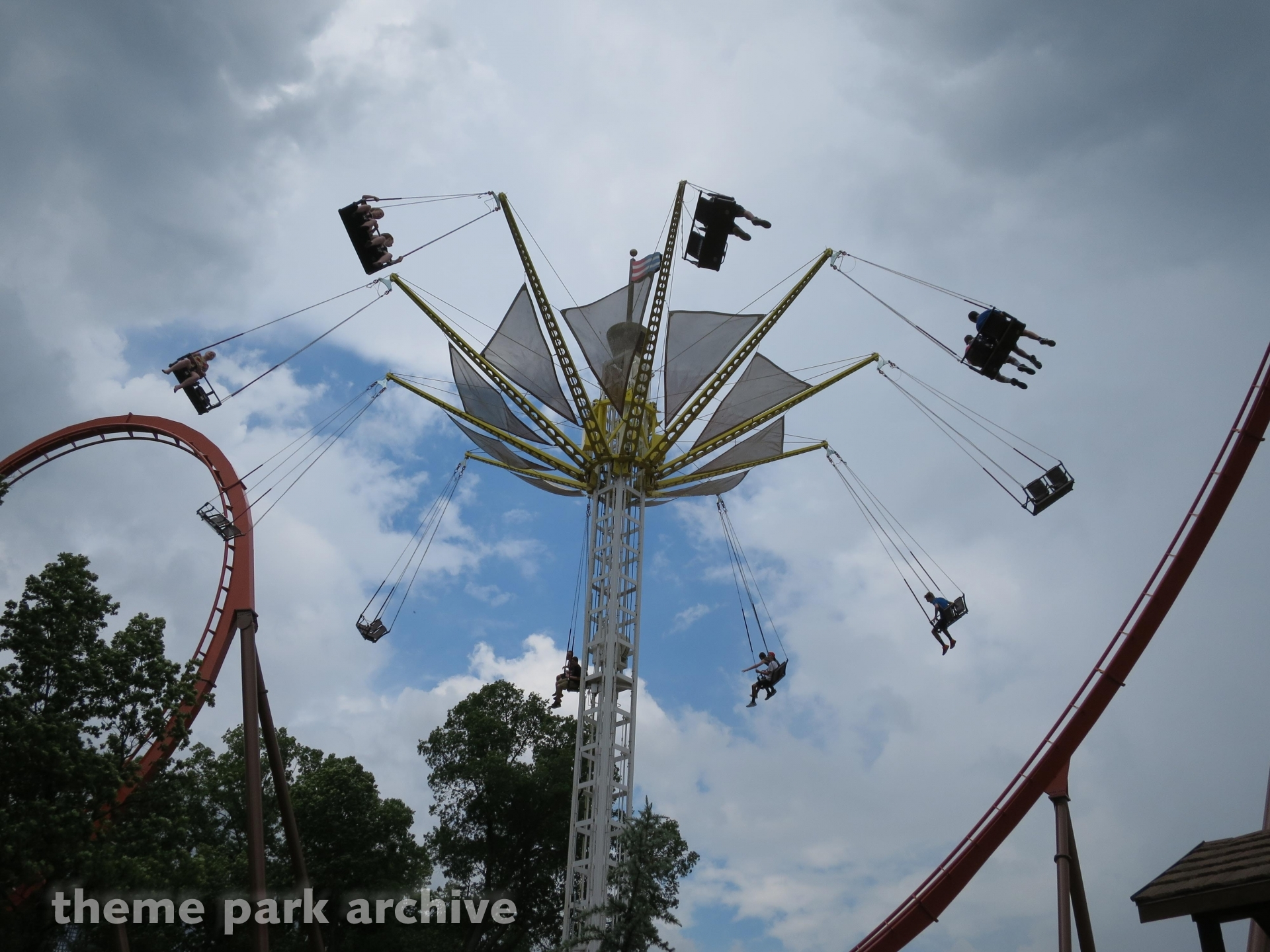 Crow's Nest at Holiday World