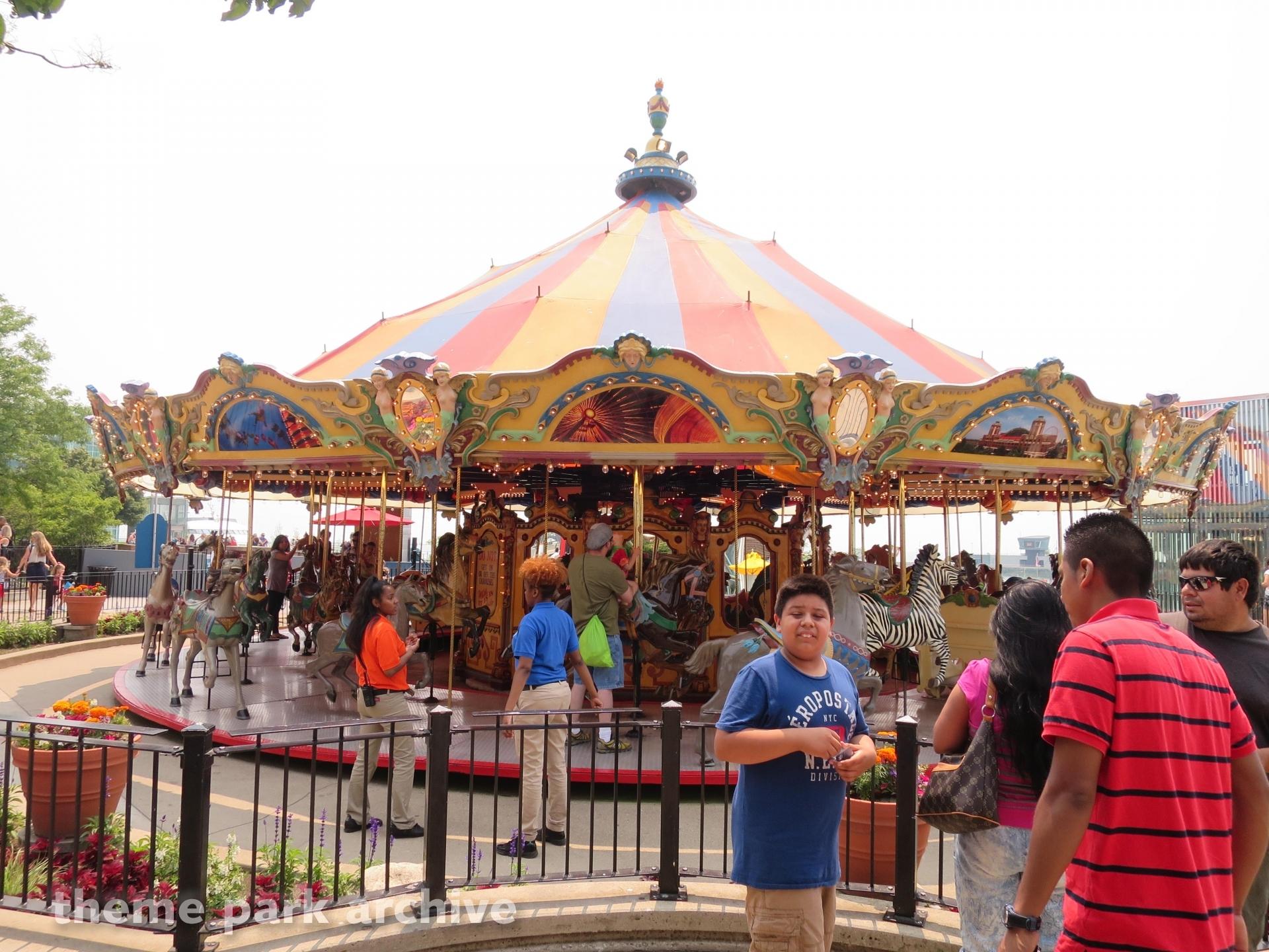 Carousel at Navy Pier