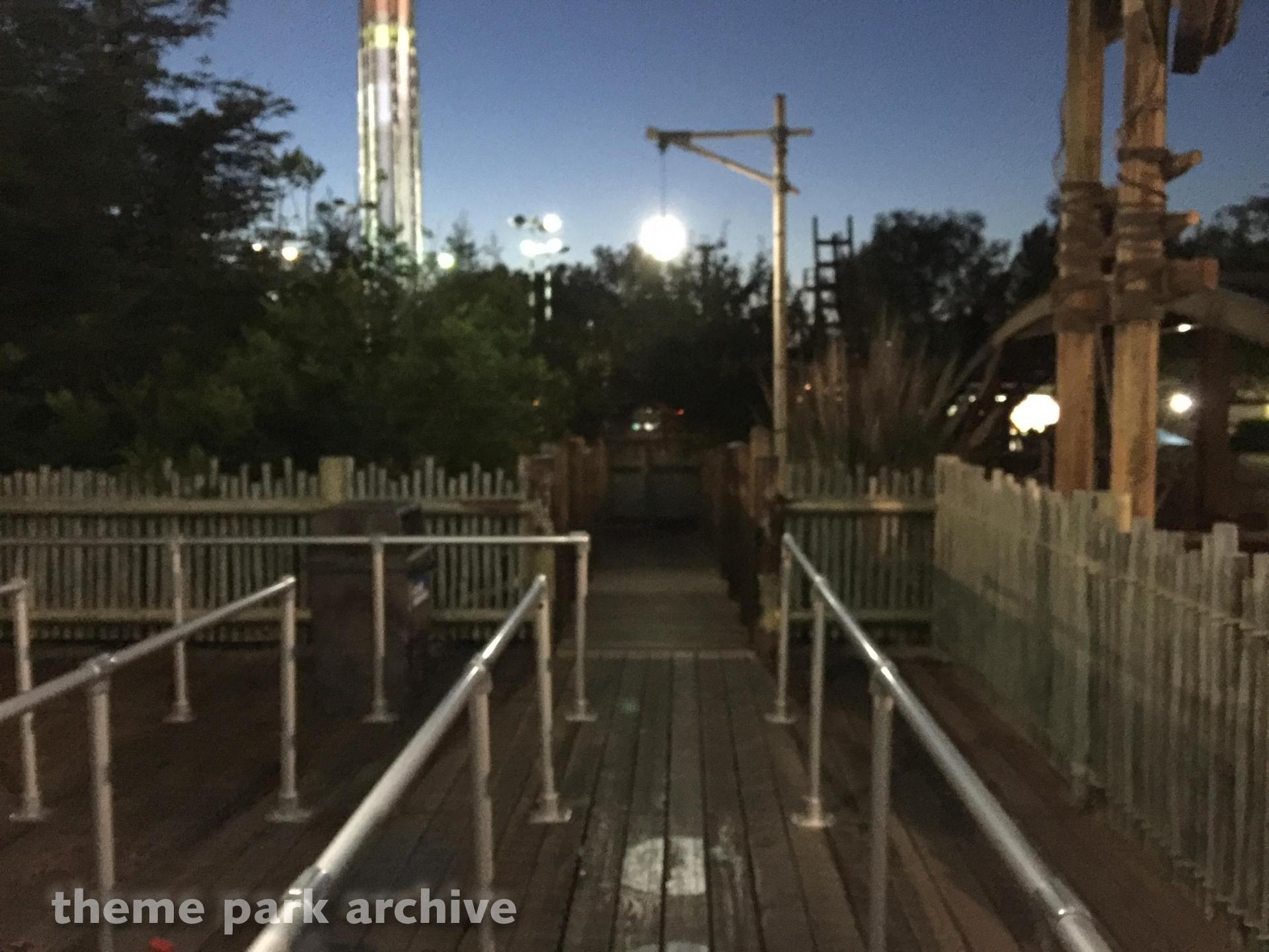 Tiki Twirl at California's Great America