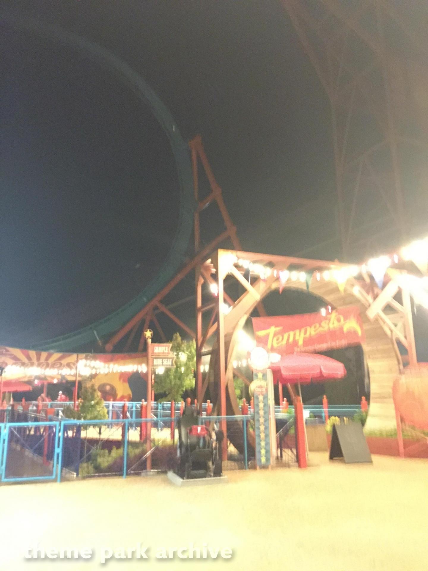 Tempesto at Busch Gardens Williamsburg