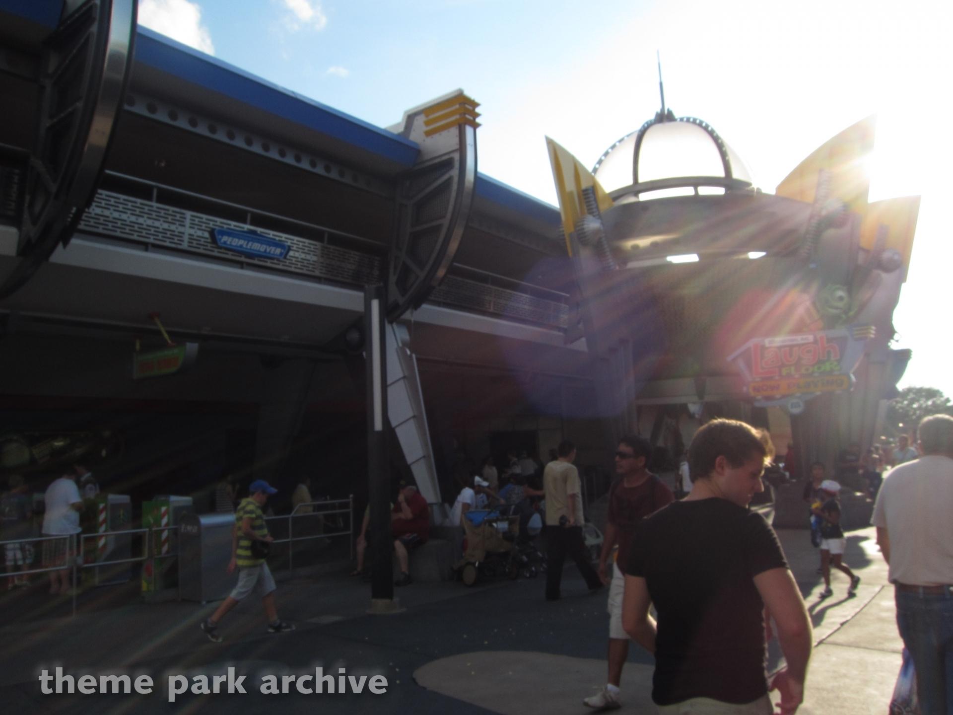 Monsters, Inc. Laugh Floor at Magic Kingdom