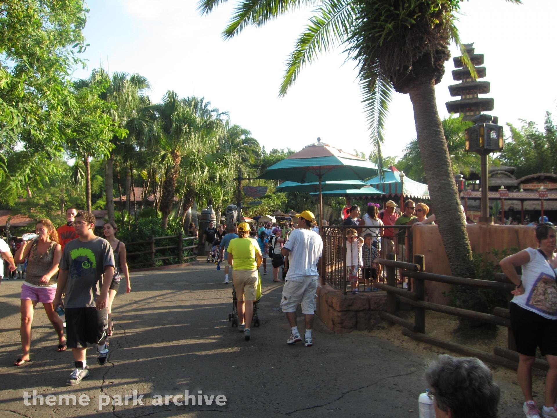 Adventureland at Magic Kingdom
