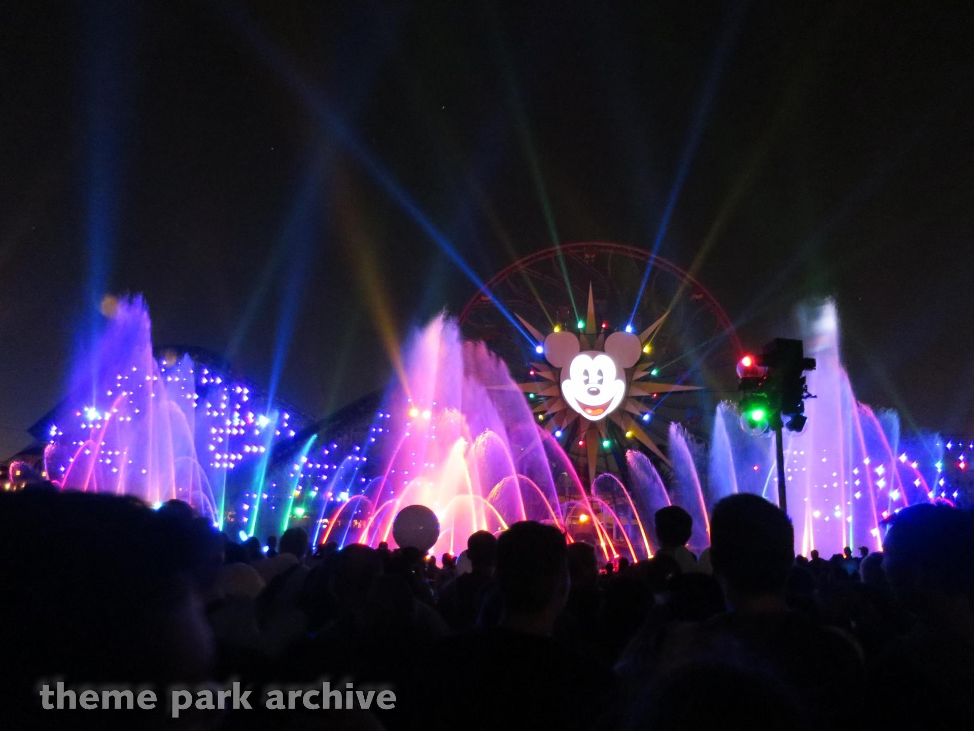 World of Color at Disney California Adventure