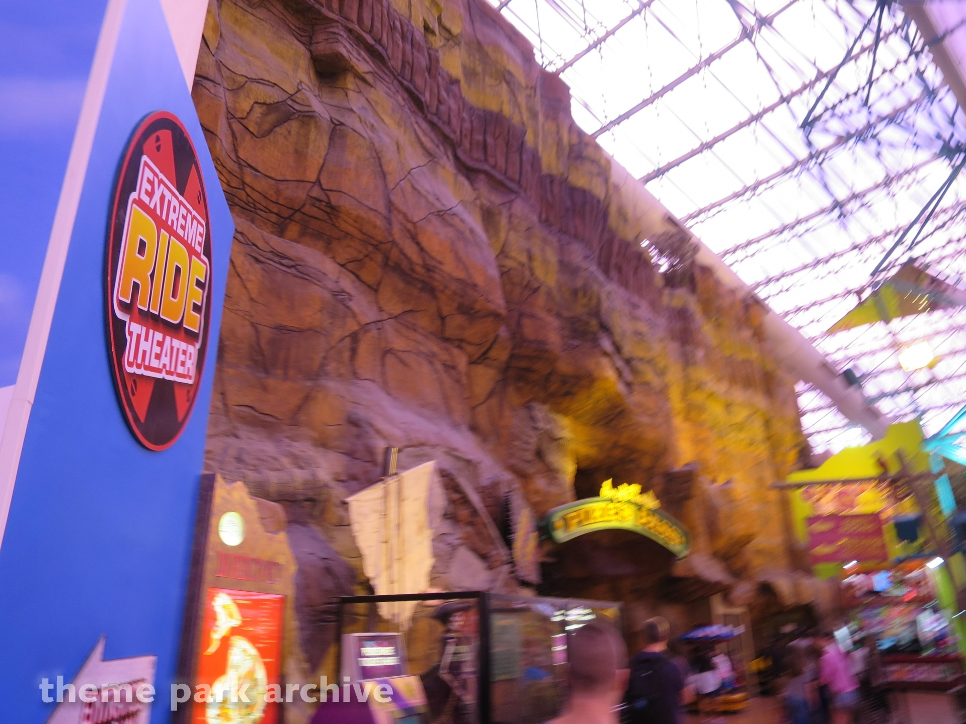 Extreme Ride Theater at Adventuredome