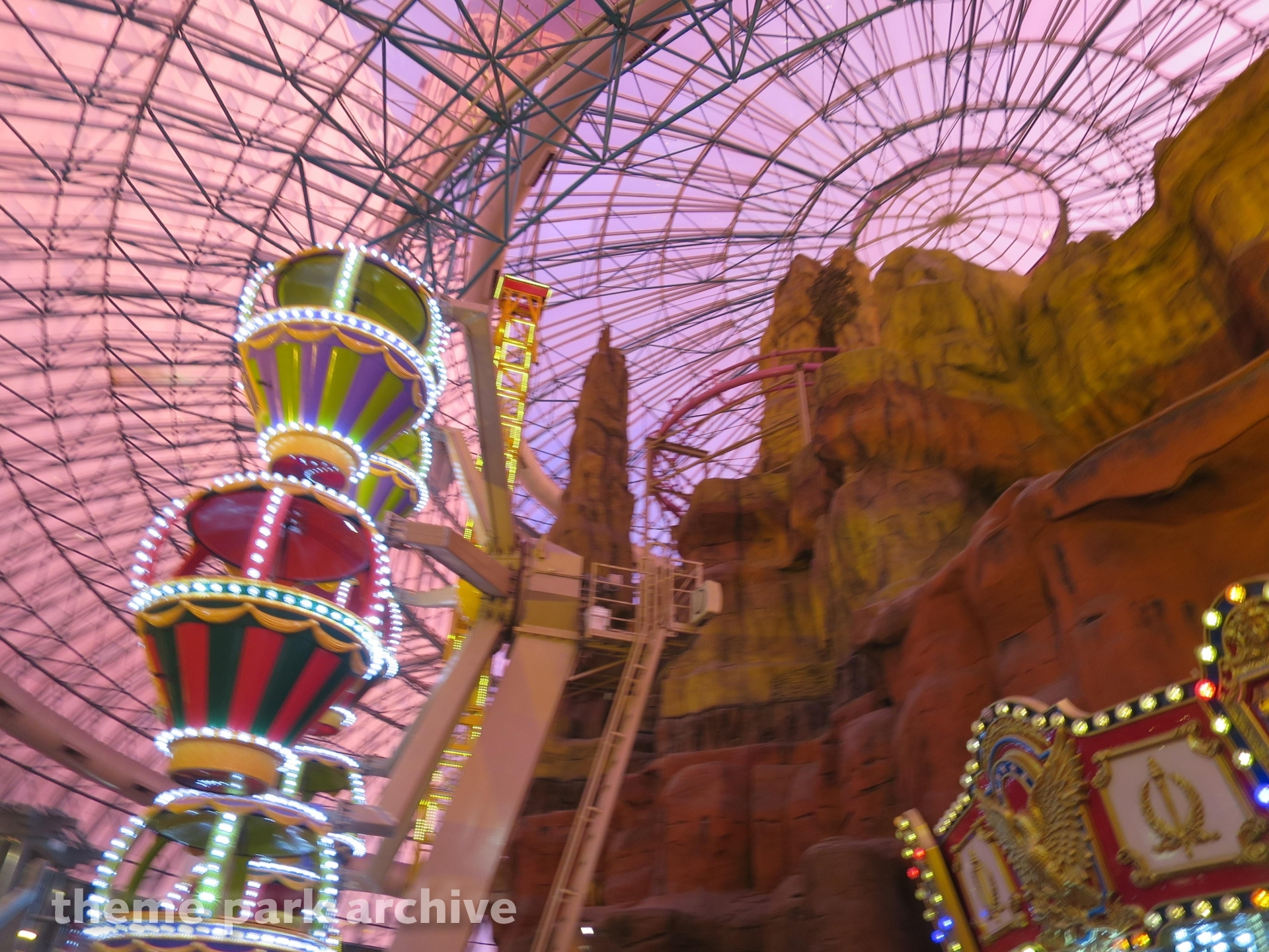 Drifters at Adventuredome